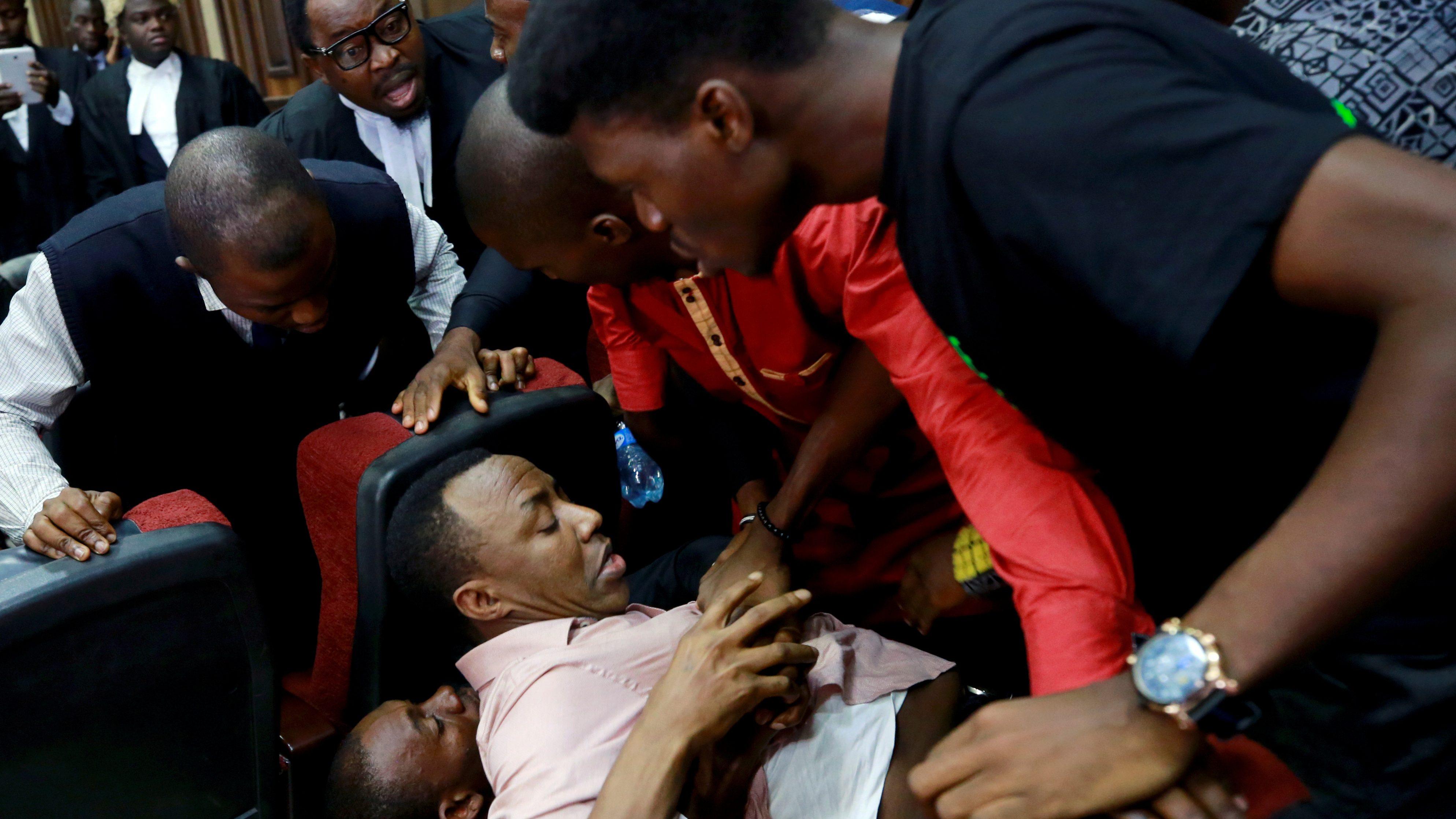 Nigeria under Buhari has been crushing press freedom