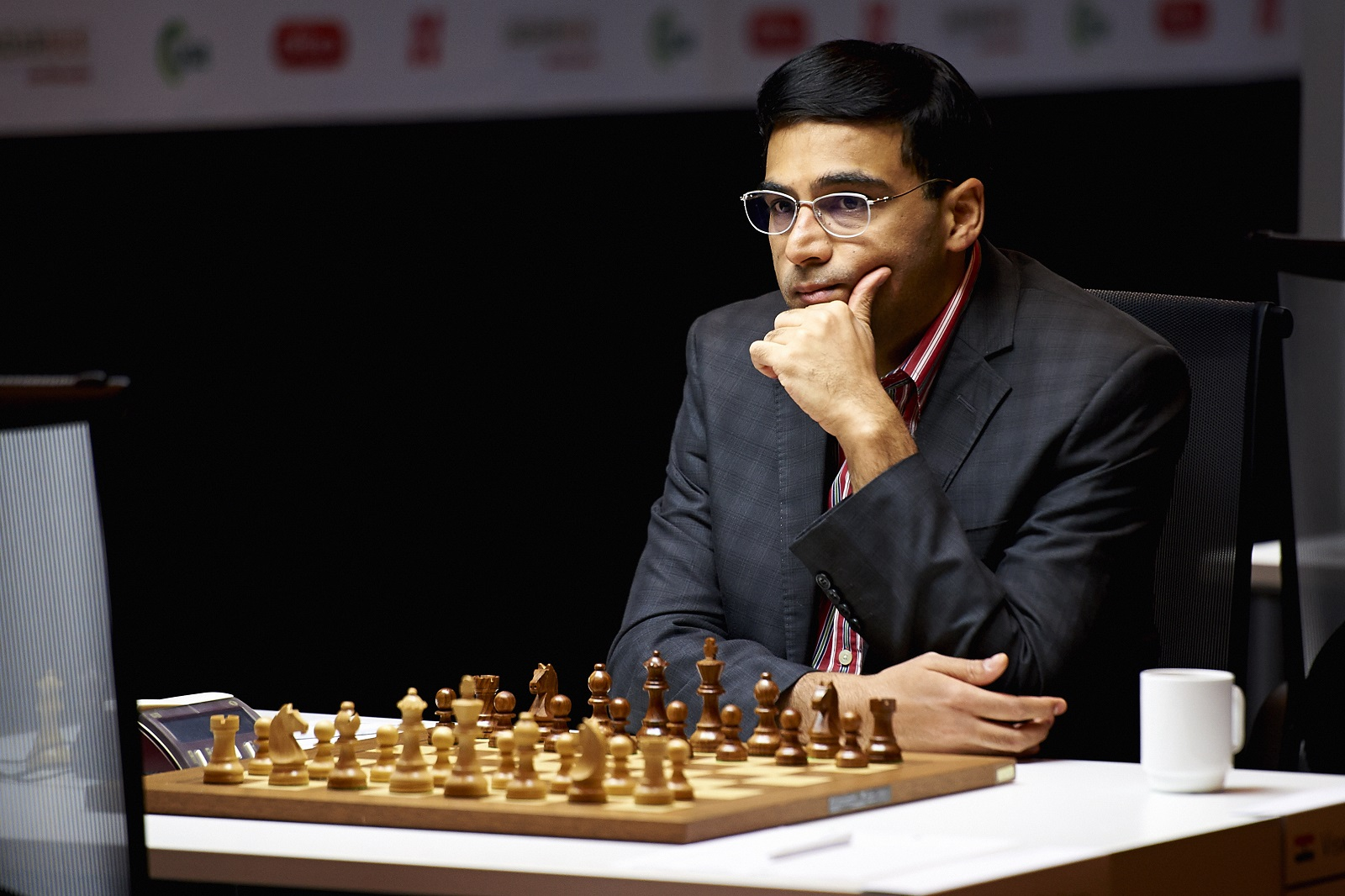 Viswanathan Anand, Indian chess grandmaster extraordinaire, is 50
