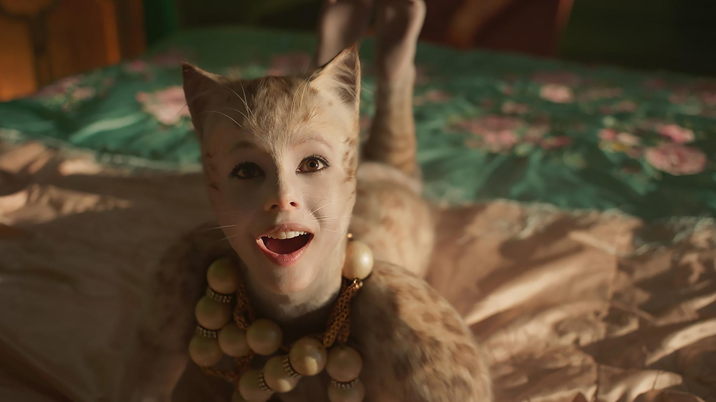 Cats the movie is getting updated graphics \u2014 Quartz