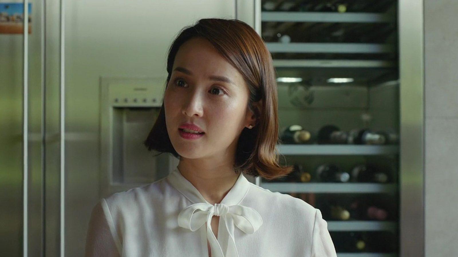 Still photograph of Yeo-jeong Jo in Parasite