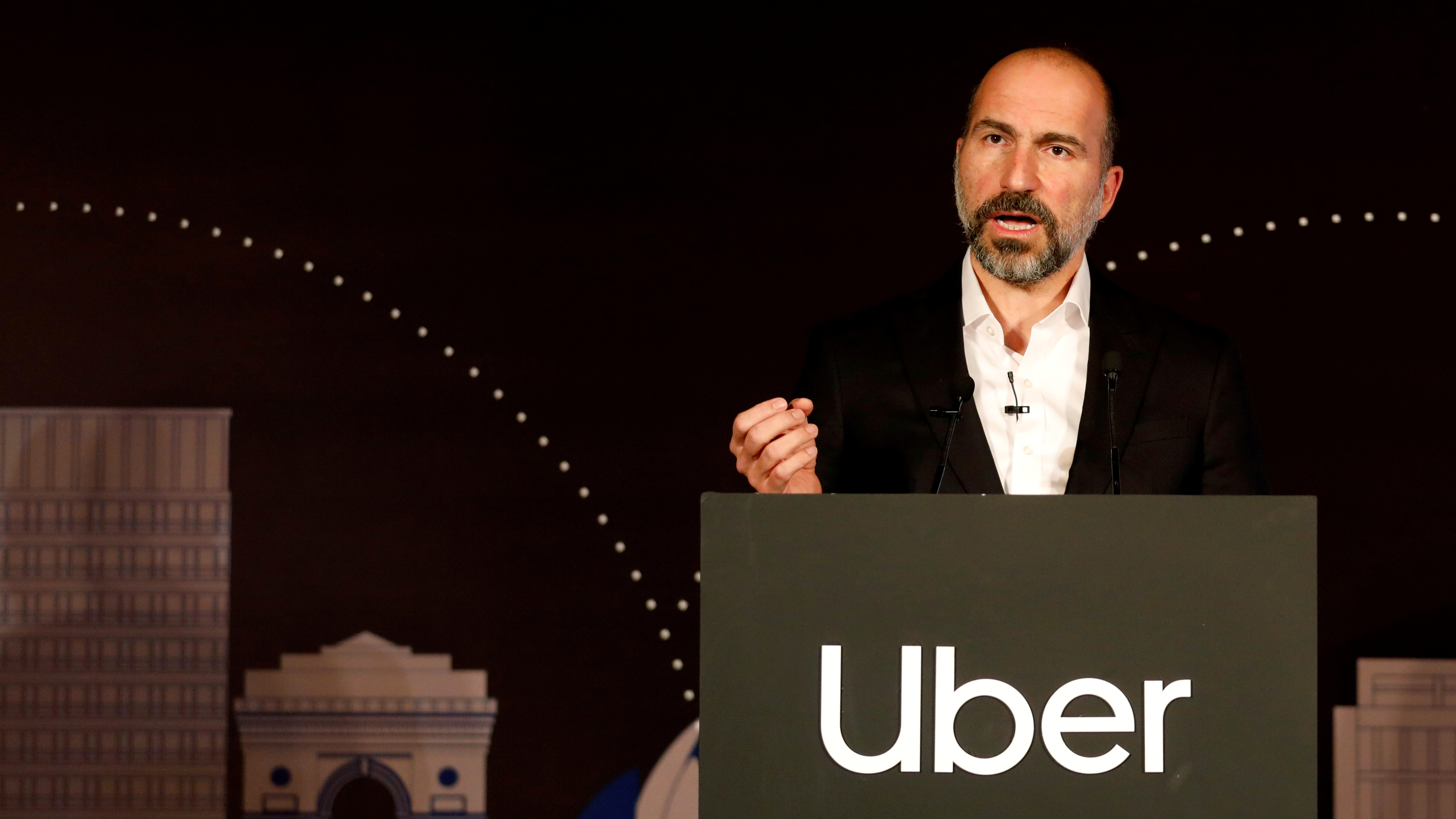 Uber's free-wheeling era of growth is coming to an end