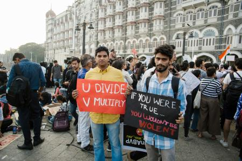 Mumbai Gateway Protests