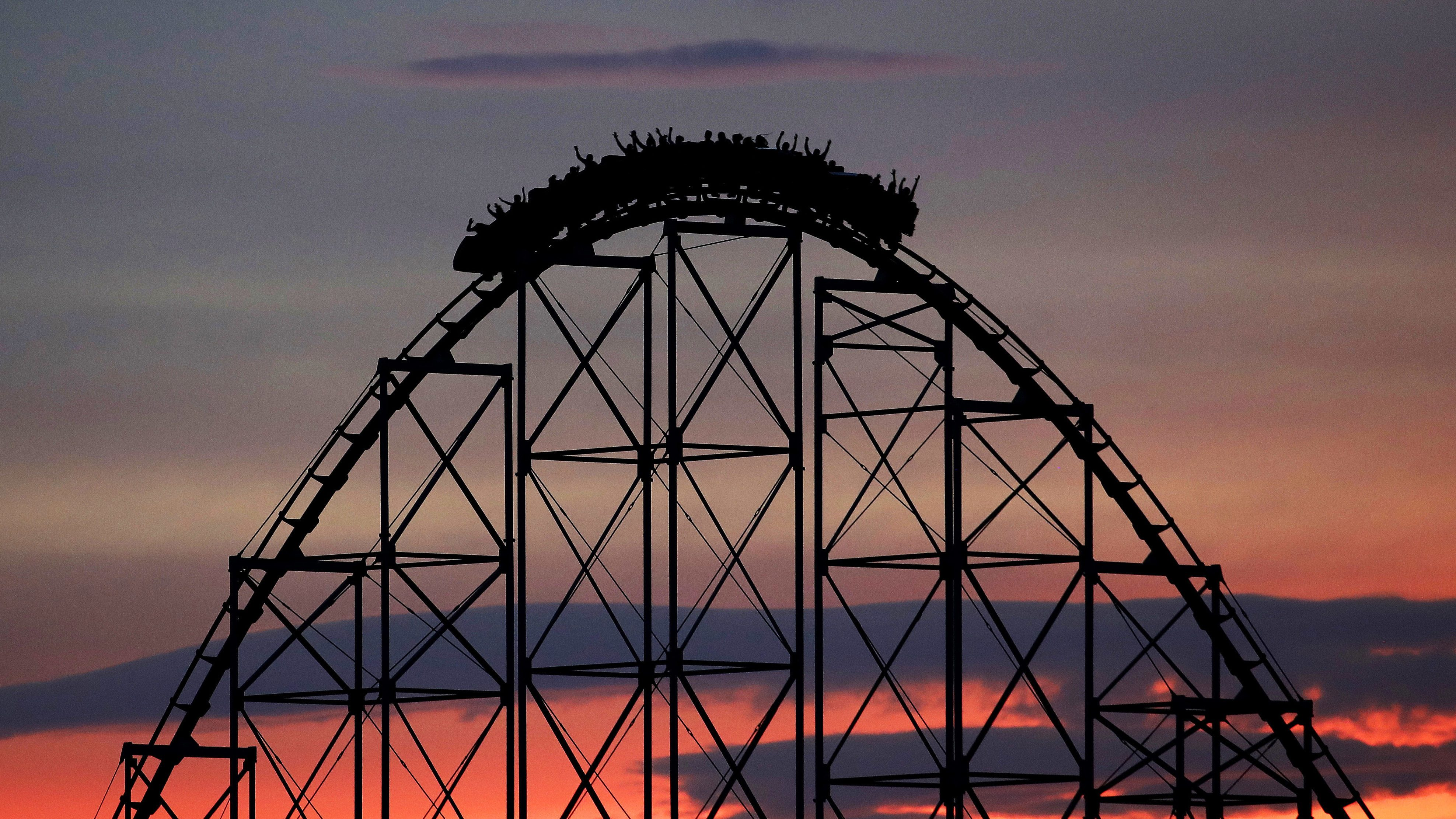 Roller coasters — Quartz Daily Obsession