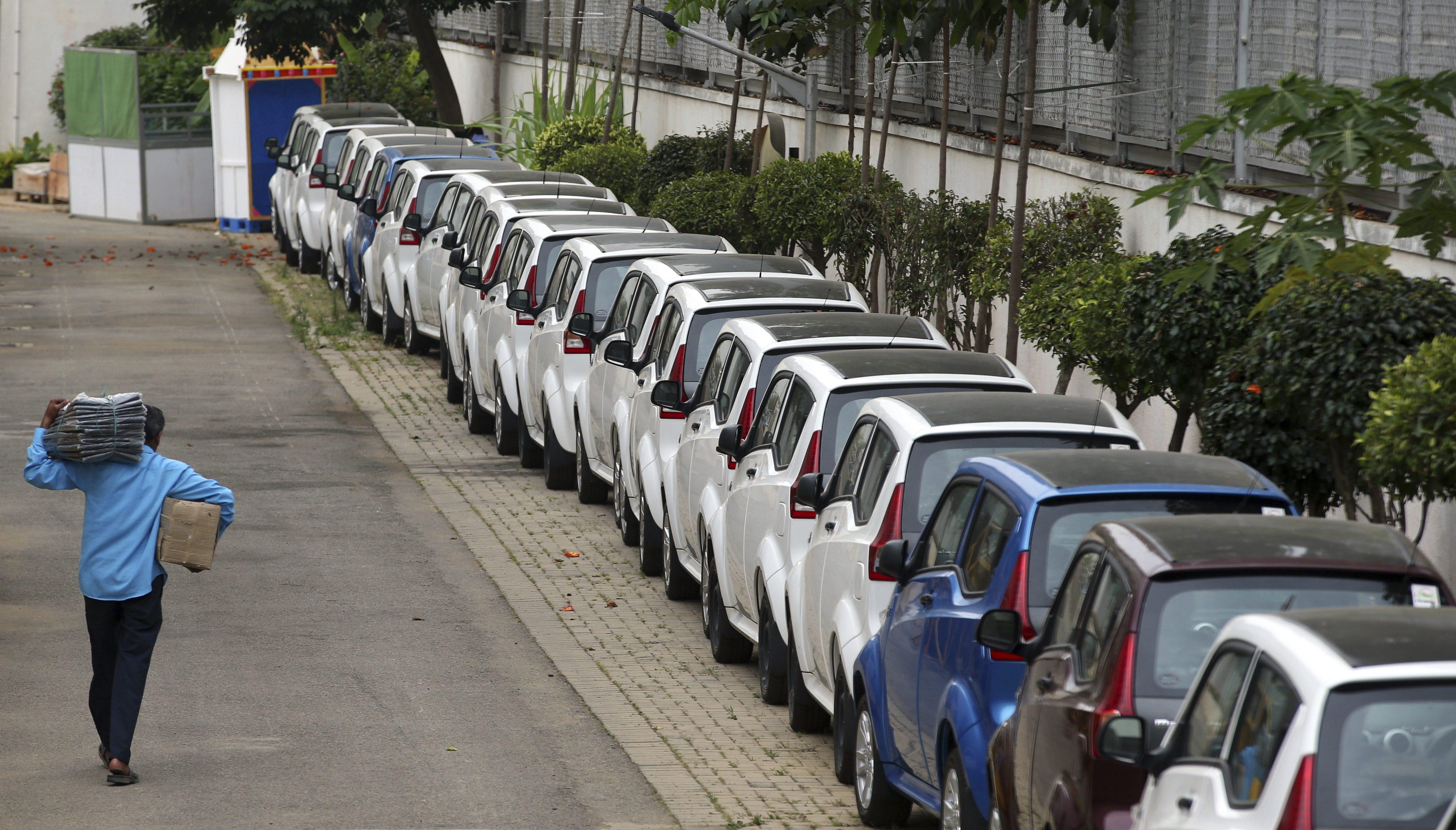 EVs-India-Cabs-Mahindra