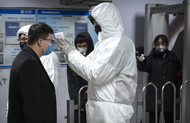 China says the Wuhan virus, unlike SARS, is infectious during its incubation period