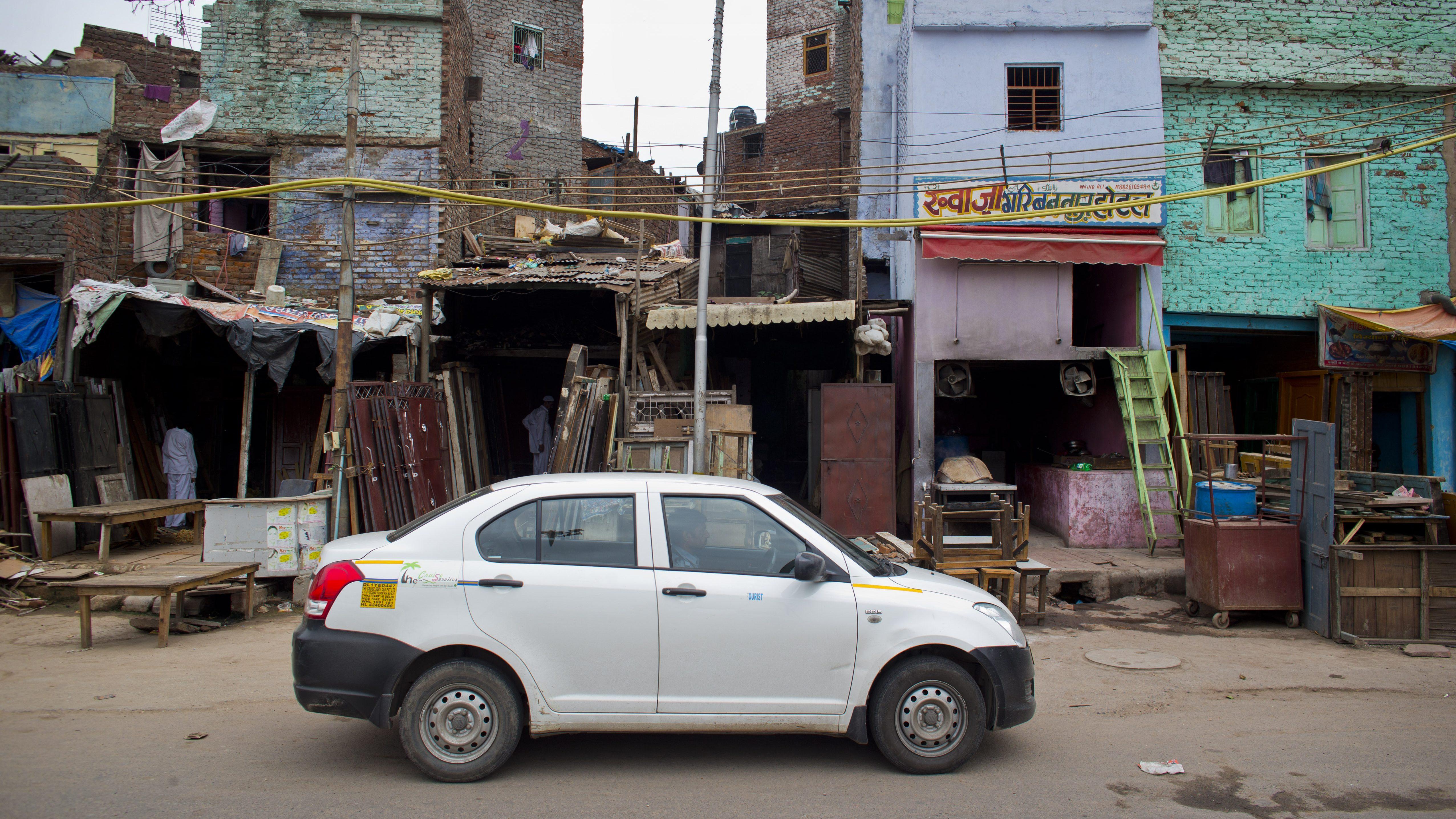India Uber Investment