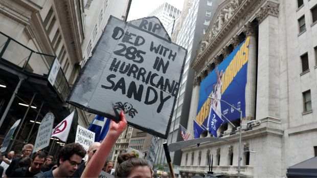 Should the New York Stock Exchange try to slow climate change?