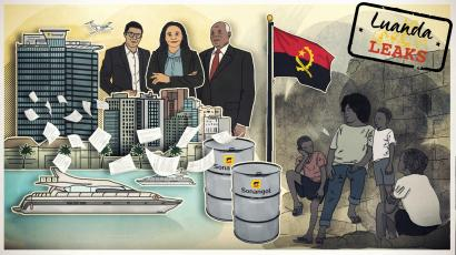 Isabel dos Santos siphoned hundreds of millions from impoverished Angola