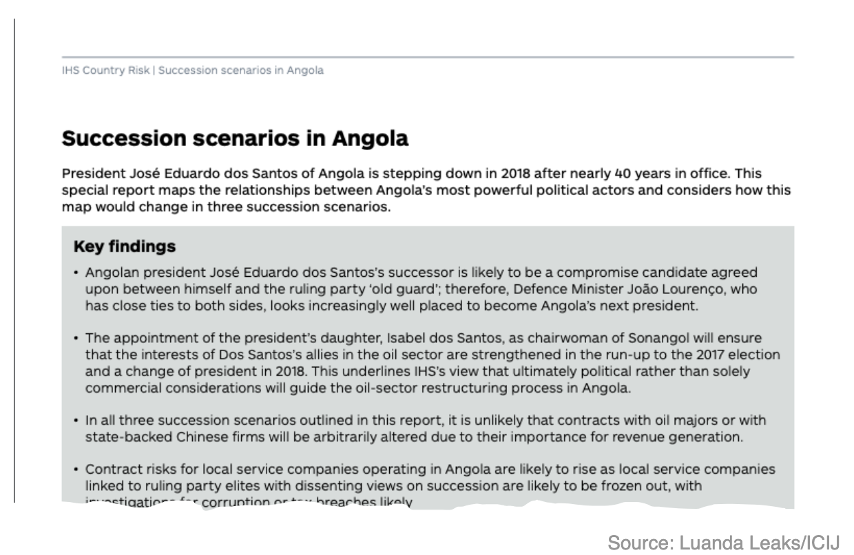 Accenture ignored red flags in Isabel dos Santos corruption allegations 1