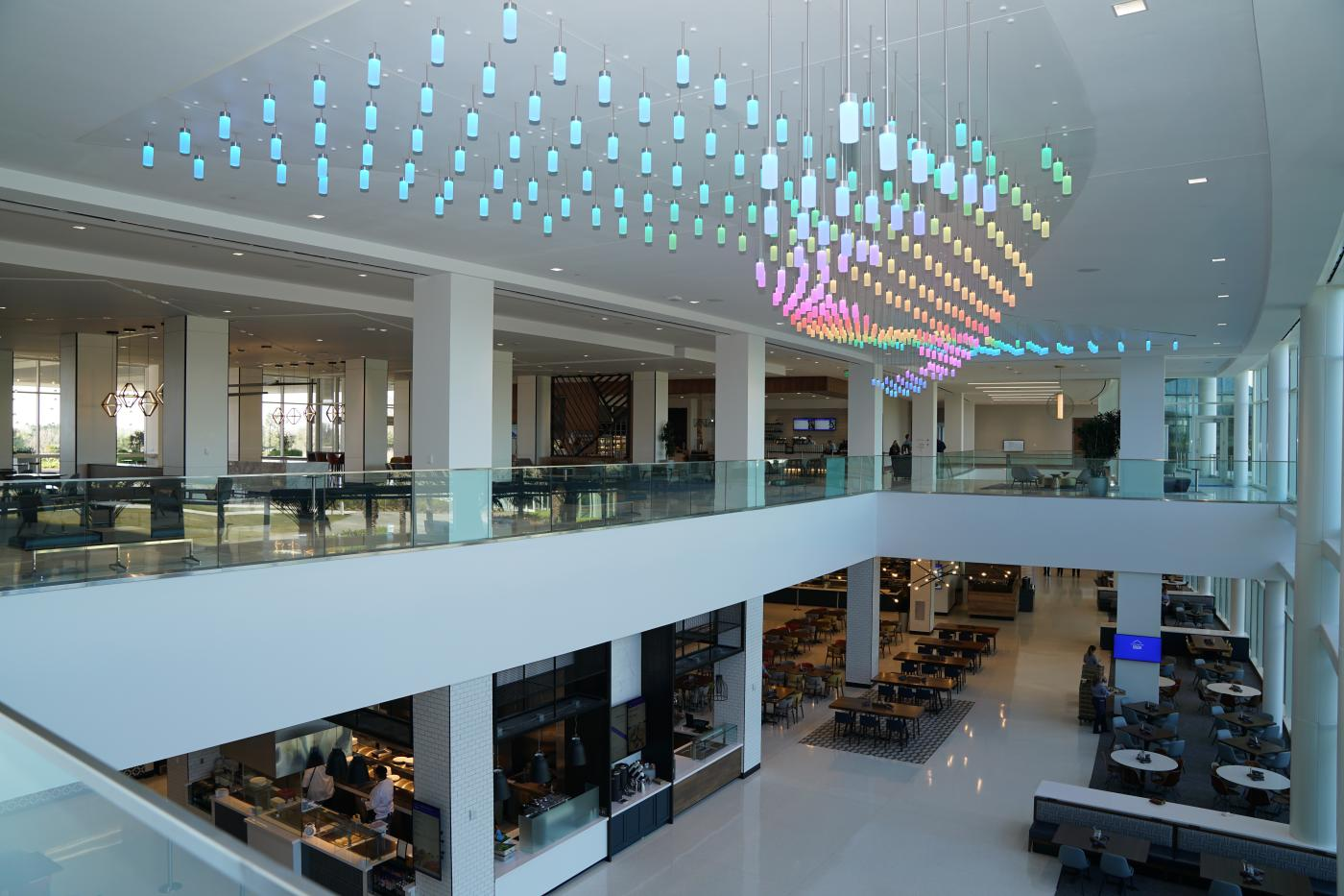 KPMG's new $450 million employee training hub is a locus of experience design