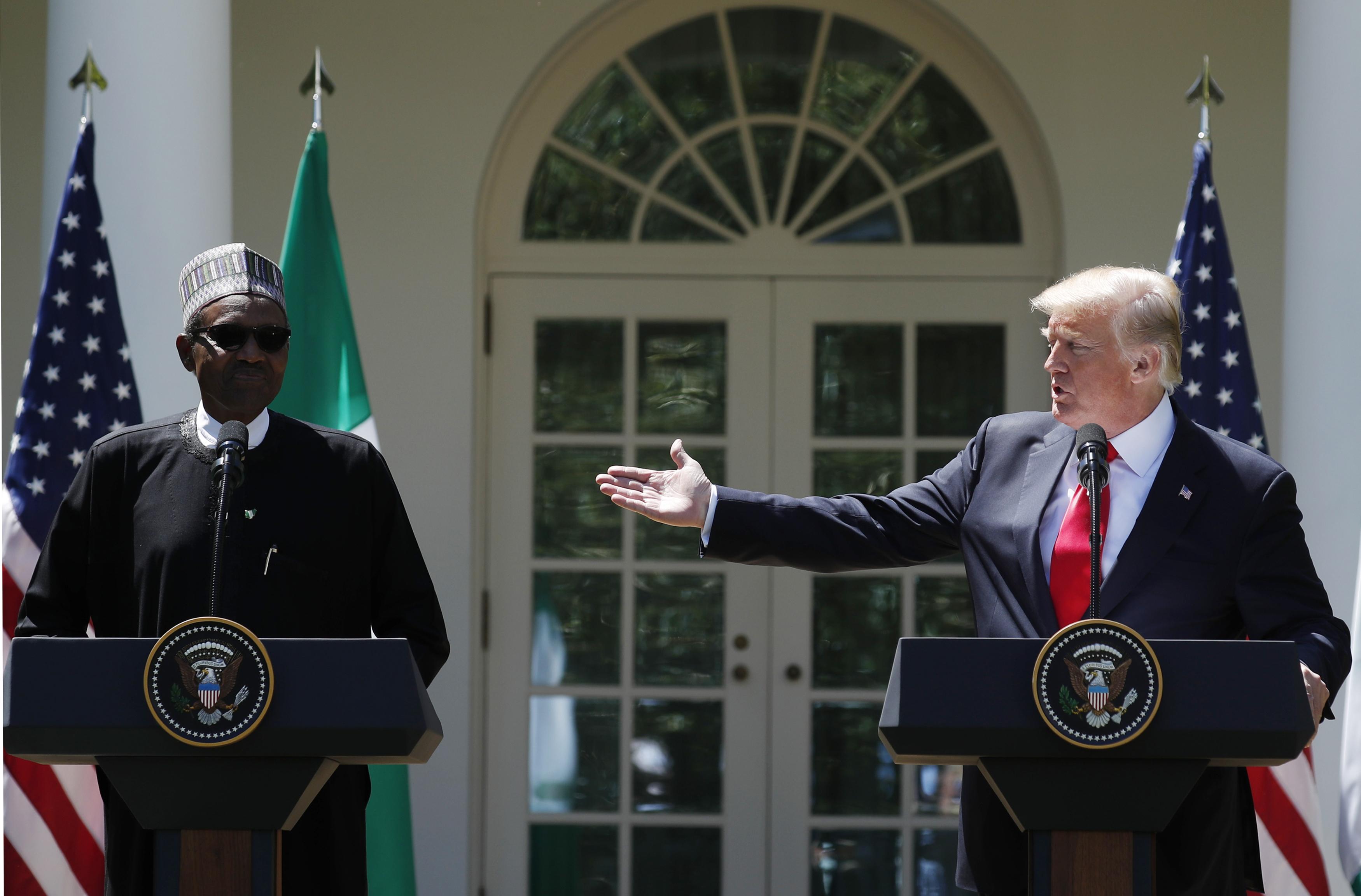 Trump travel ban to add Nigeria, Sudan, Tanzania, Eritrea