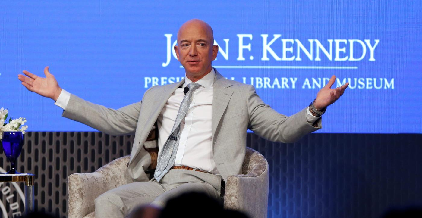 Jeff Bezos likely failed the mobile security hygiene test. Don't be Jeff Bezos