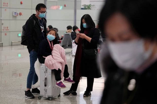China's coronavirus outbreak couldn't have come at a worse time: Lunar New Year - quartz