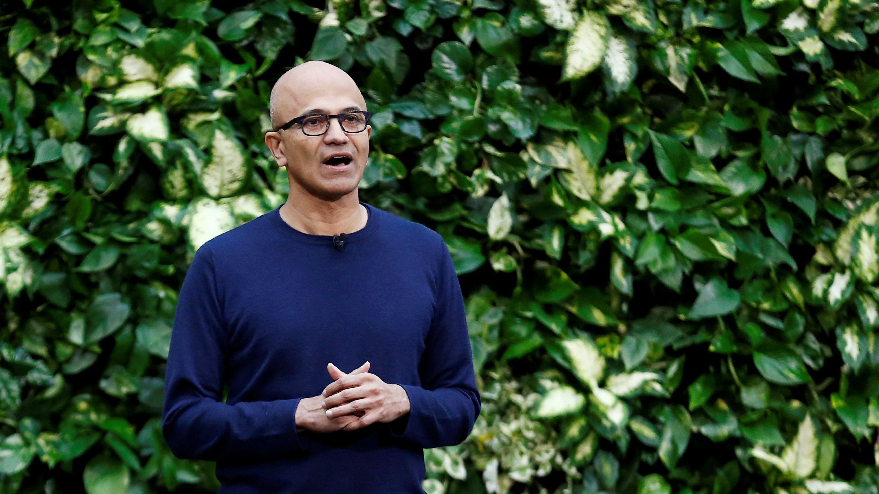 Microsoft has given us a glimpse of a carbon-negative future