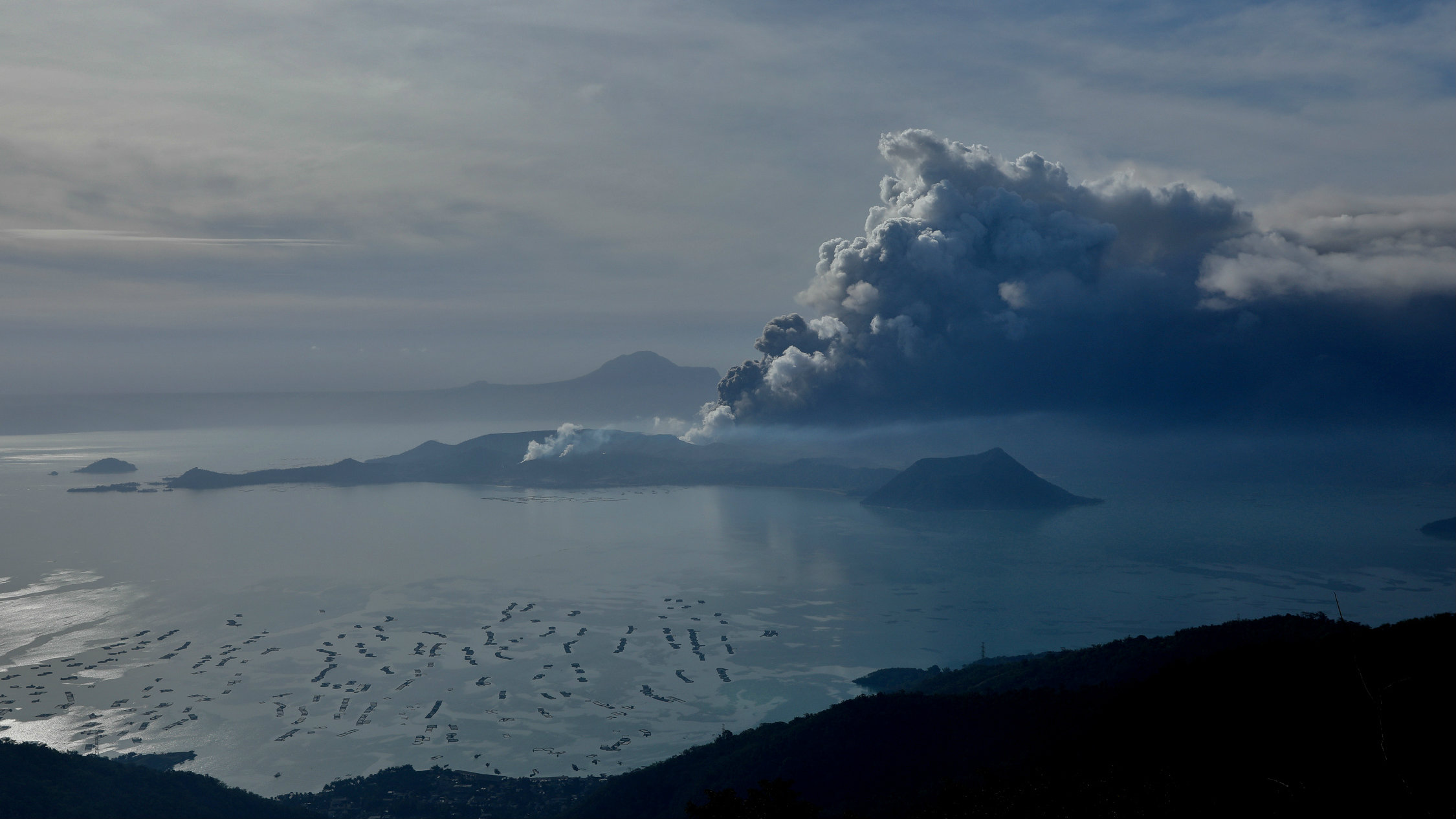 Image result for taal volcano now