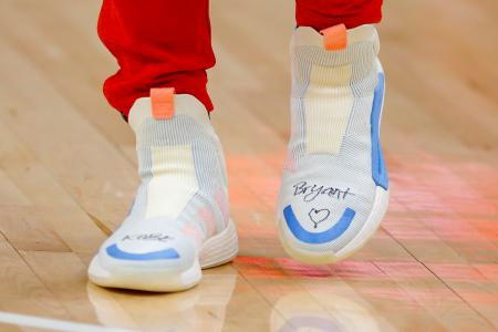Trae Young's shoes
