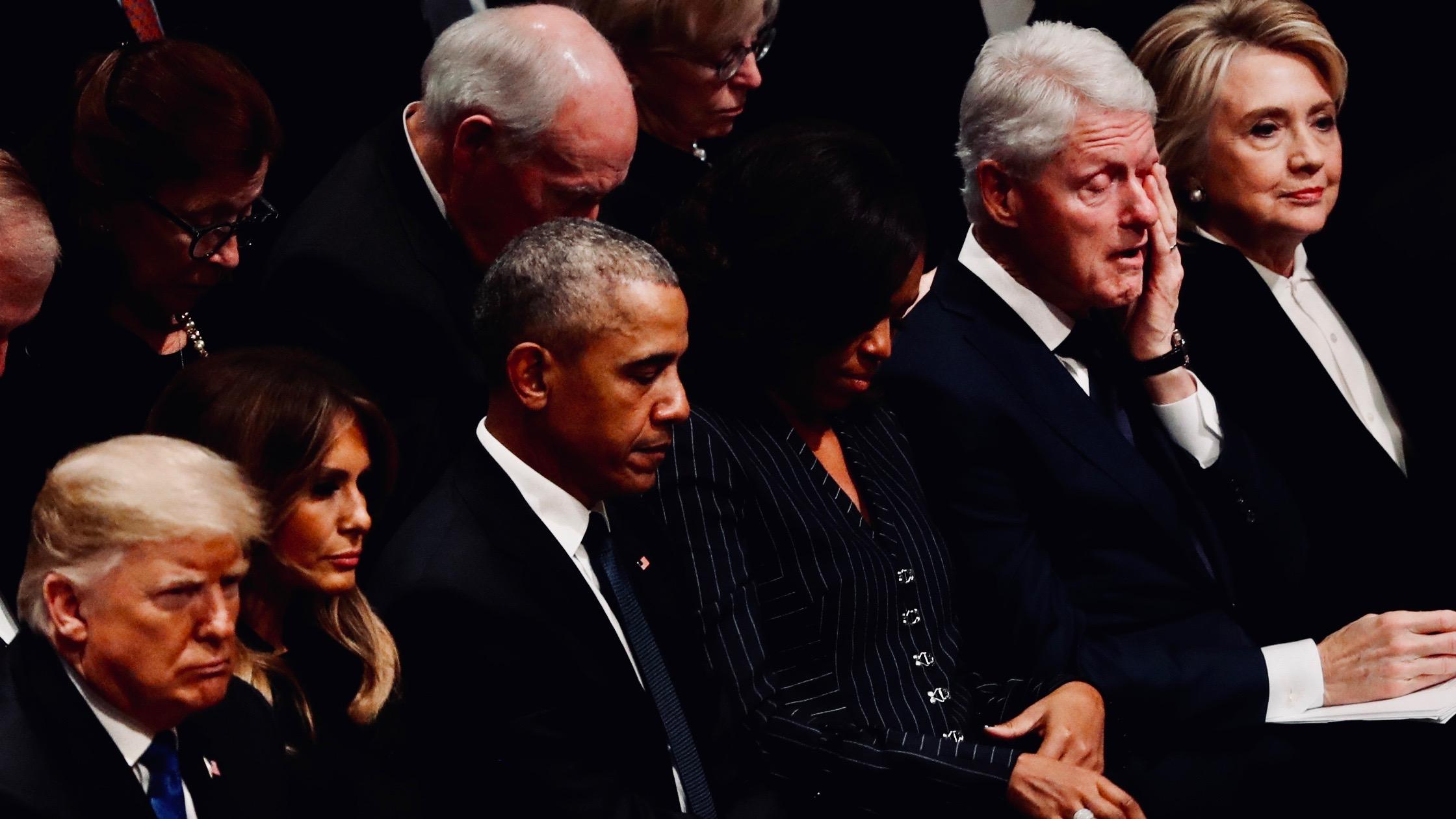 Key differences between the Trump and Clinton impeachments — Quartz