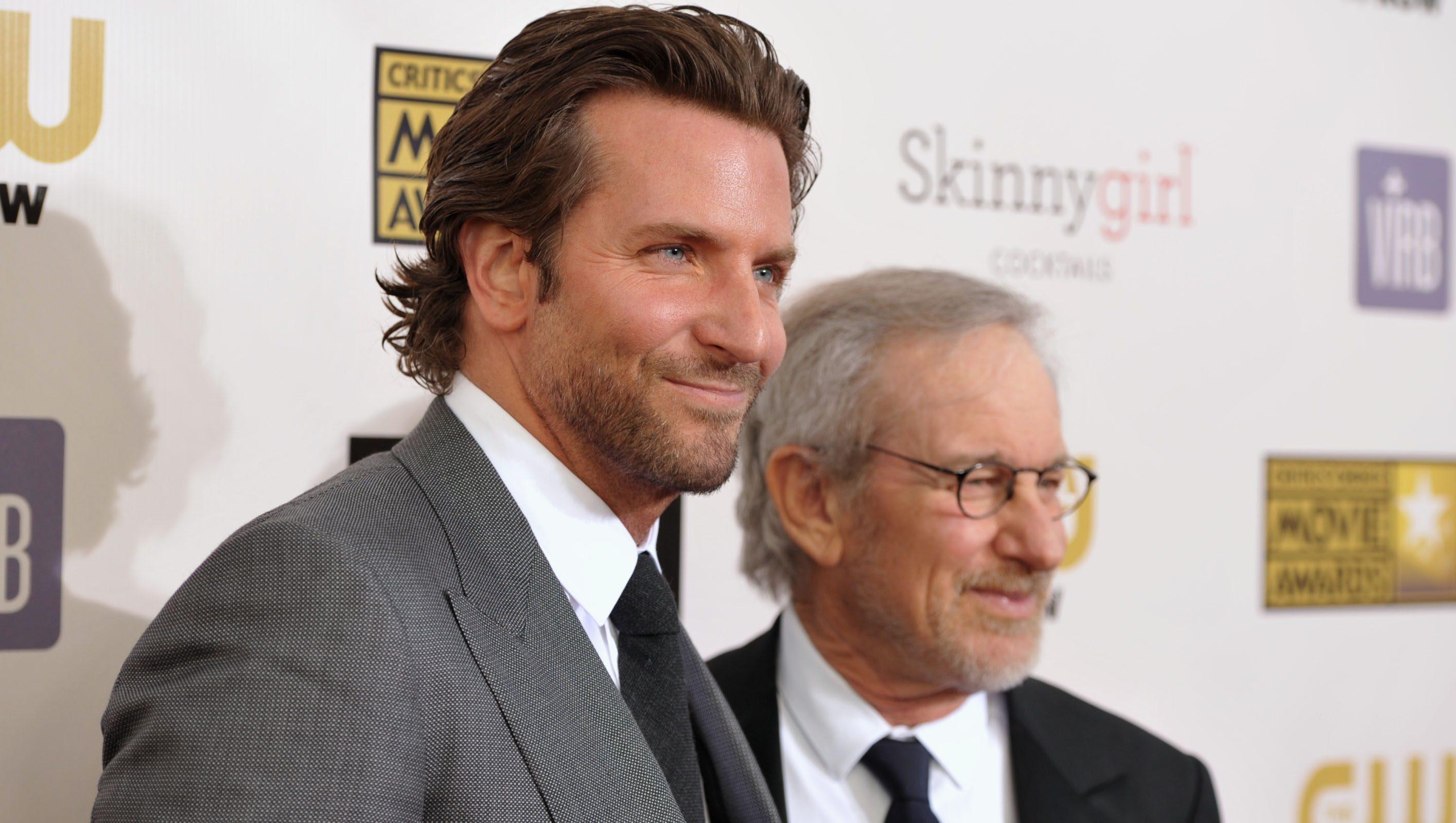 Bradley Cooper, Steven Spielberg