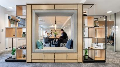 The Knotel-managed Twilio office in London