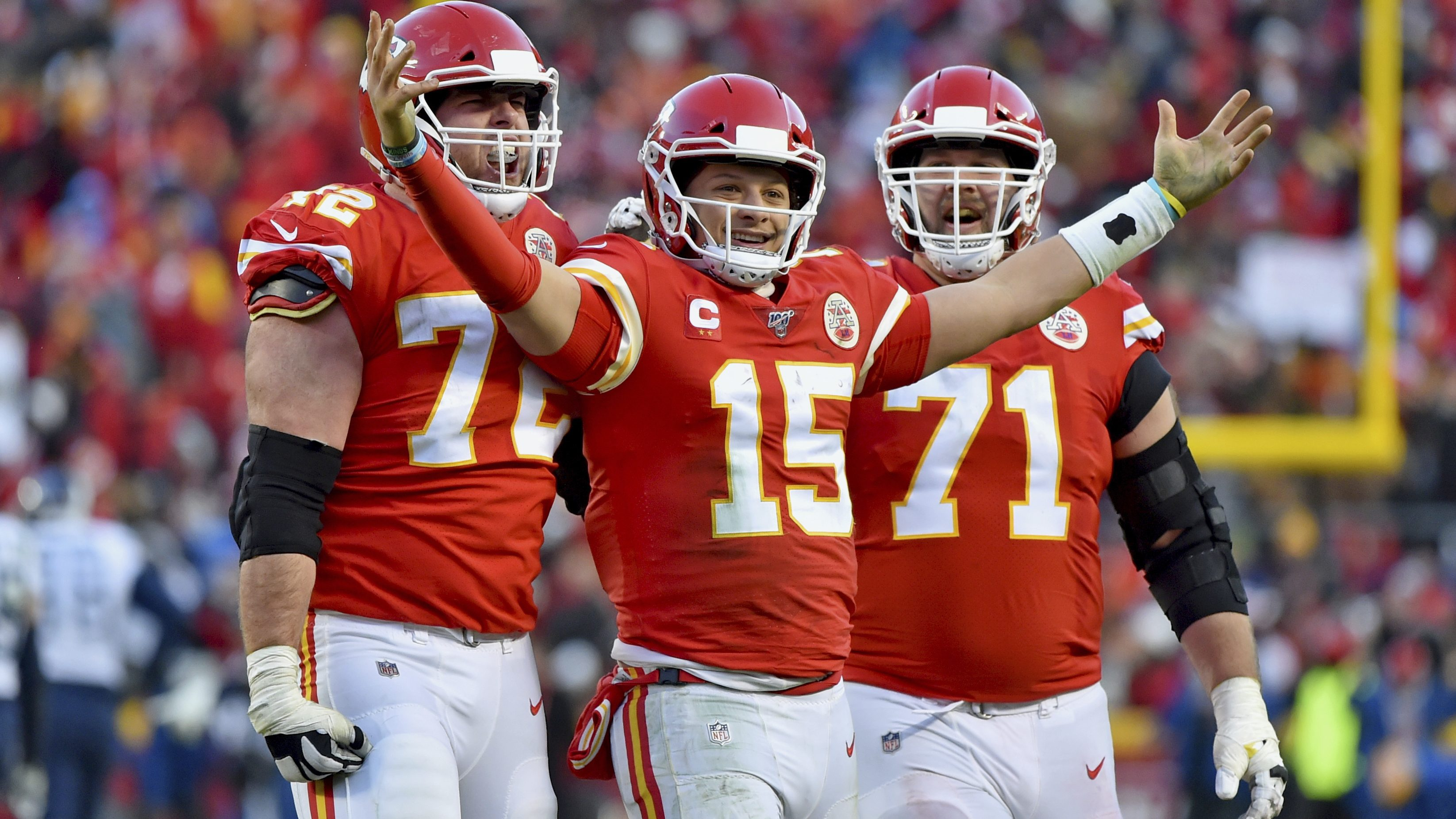 nfl afc championship 2020 kansas city chiefs