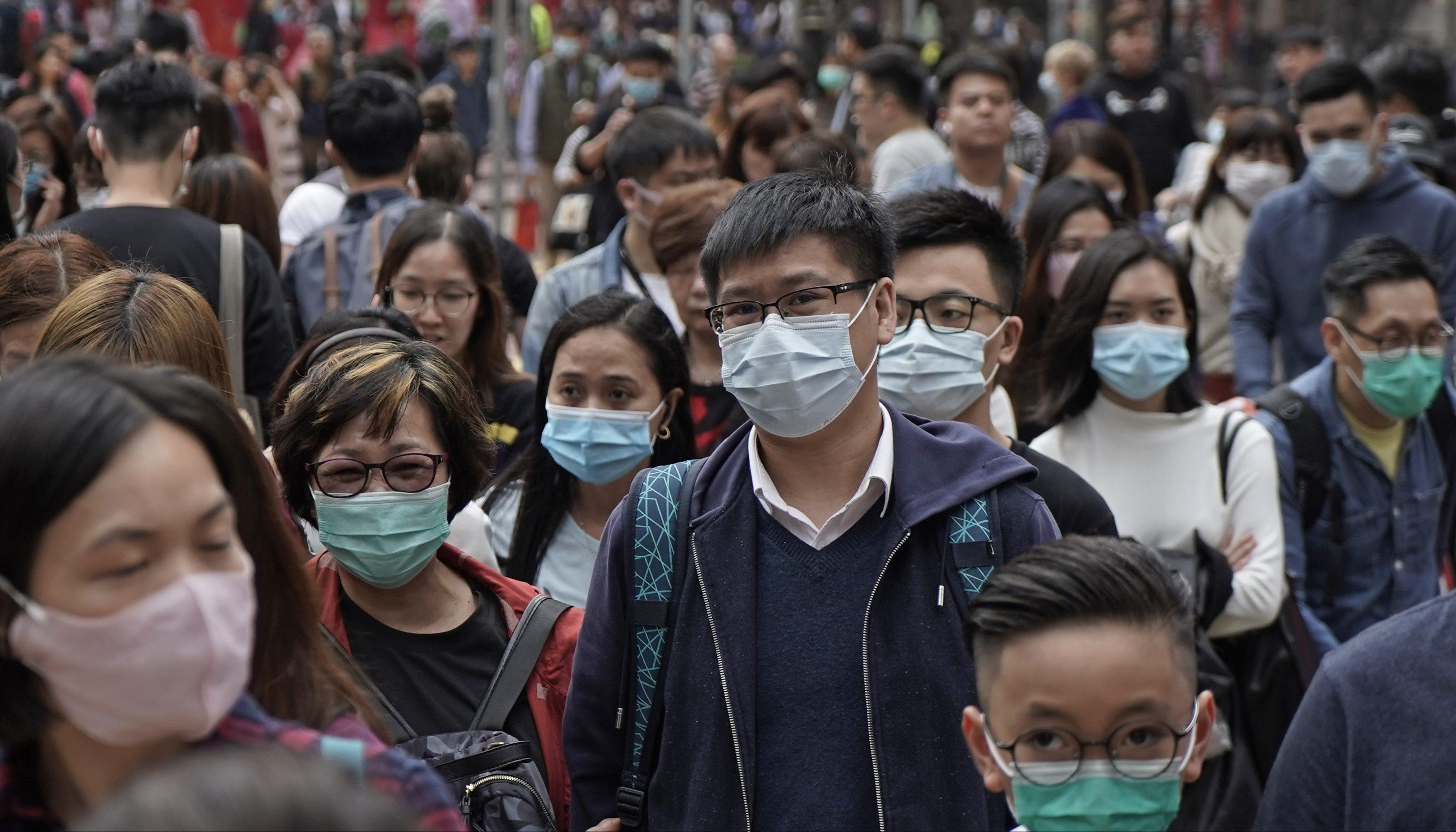 Wuhan virus outbreak
