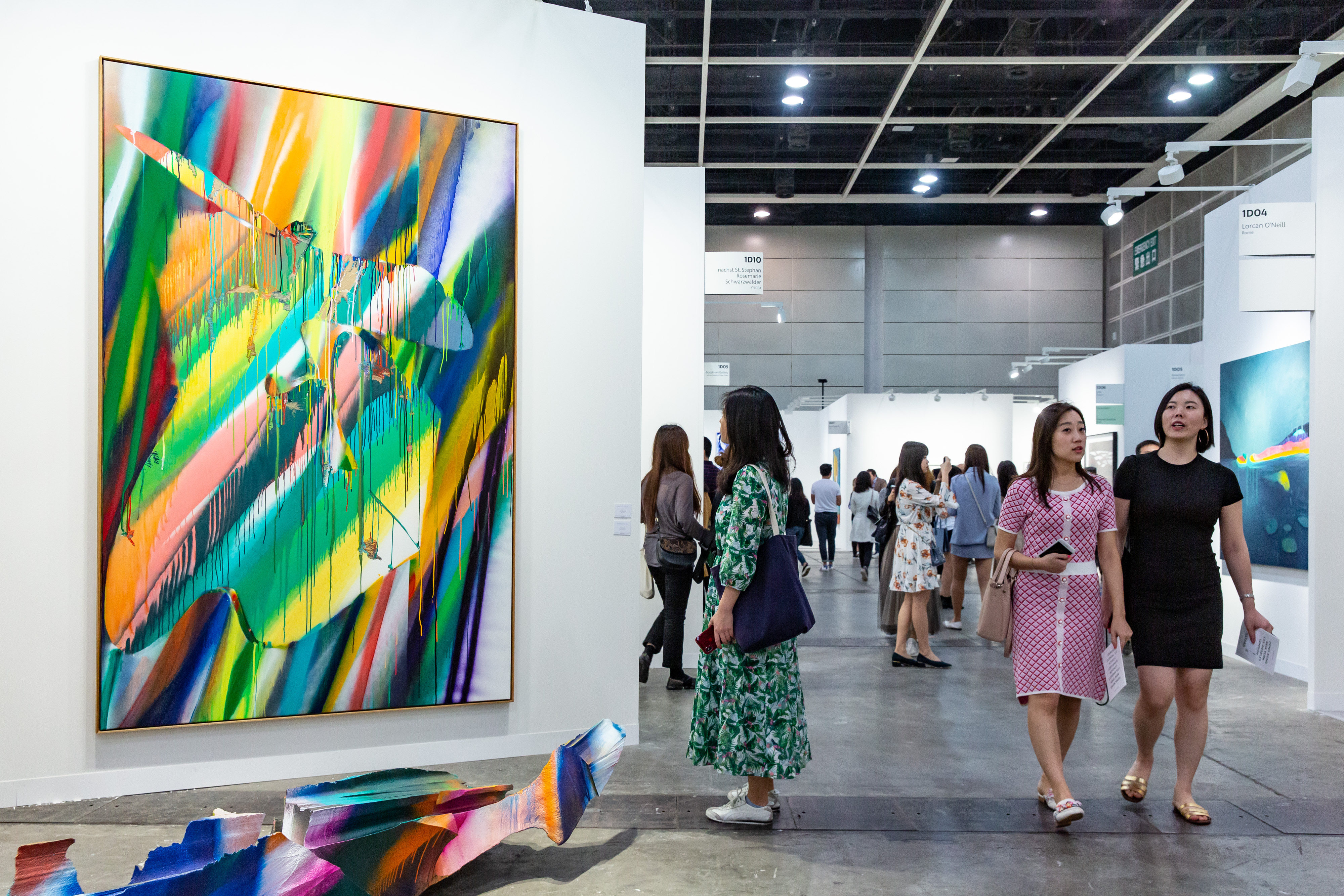 Art Basel in Hong Kong in 2019