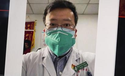 Li Wenliang warned China about the Wuhan coronavirus.