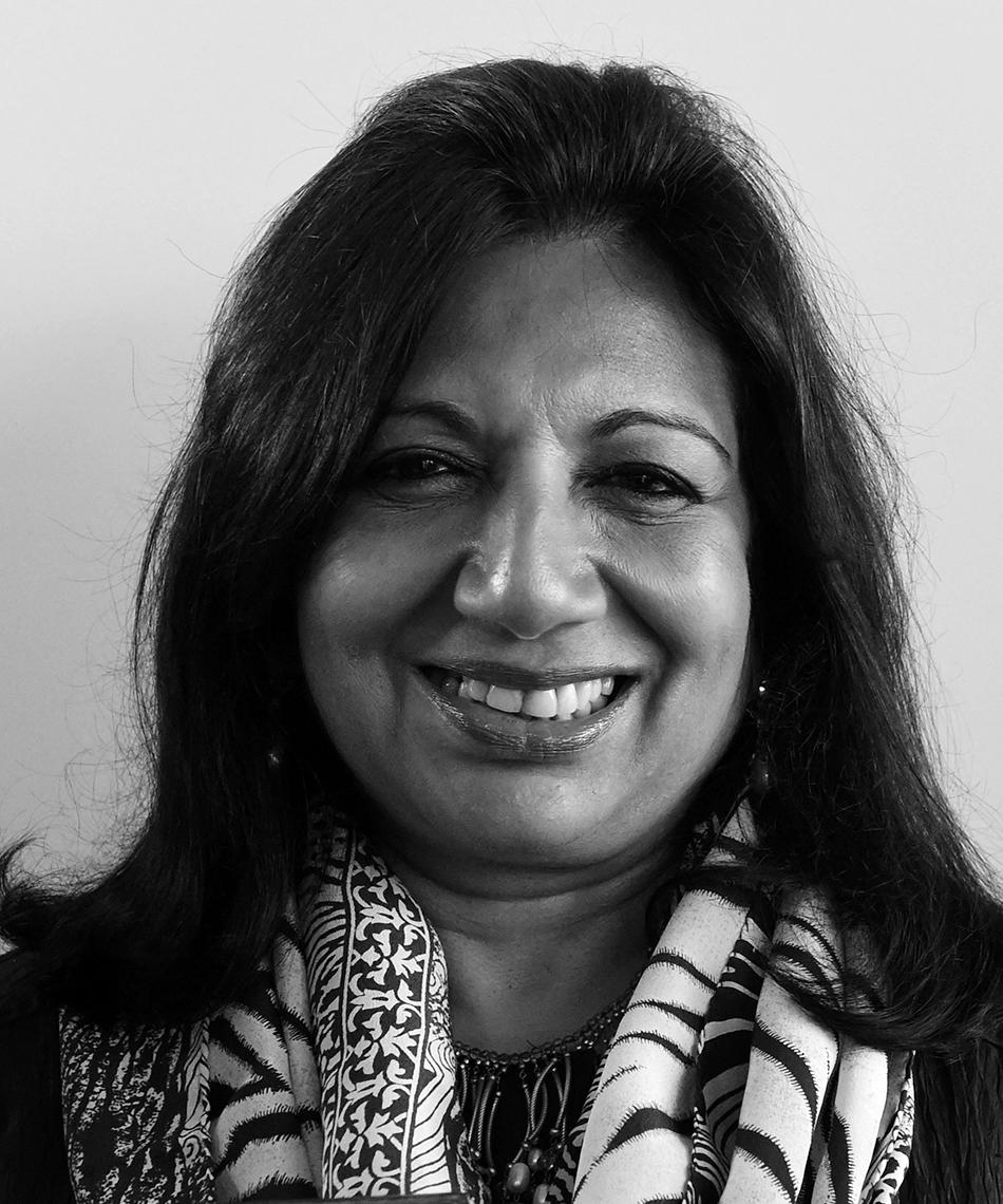 Kiran Mazumdar-Shaw portrait