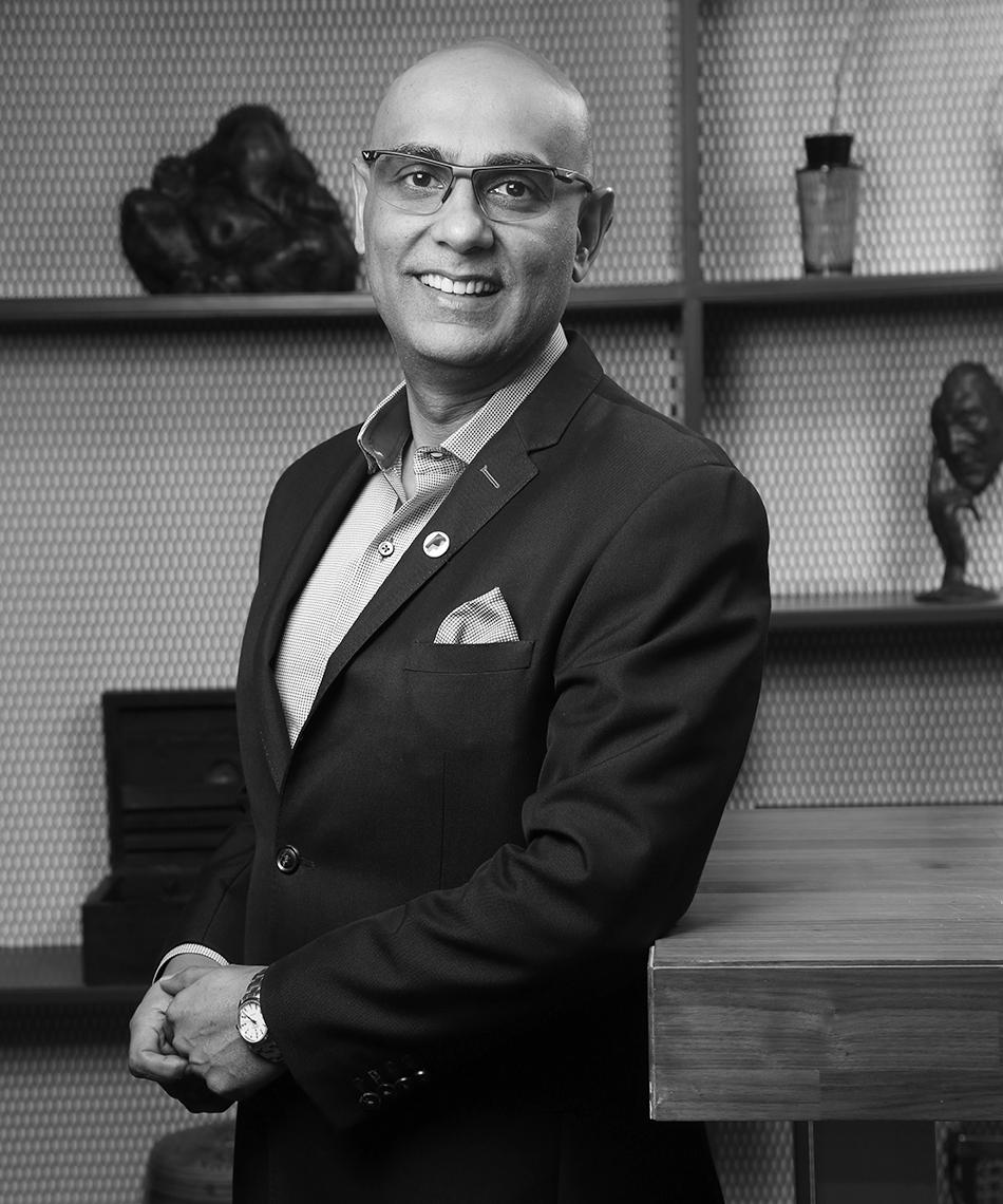 Anupam Pahuja Portrait