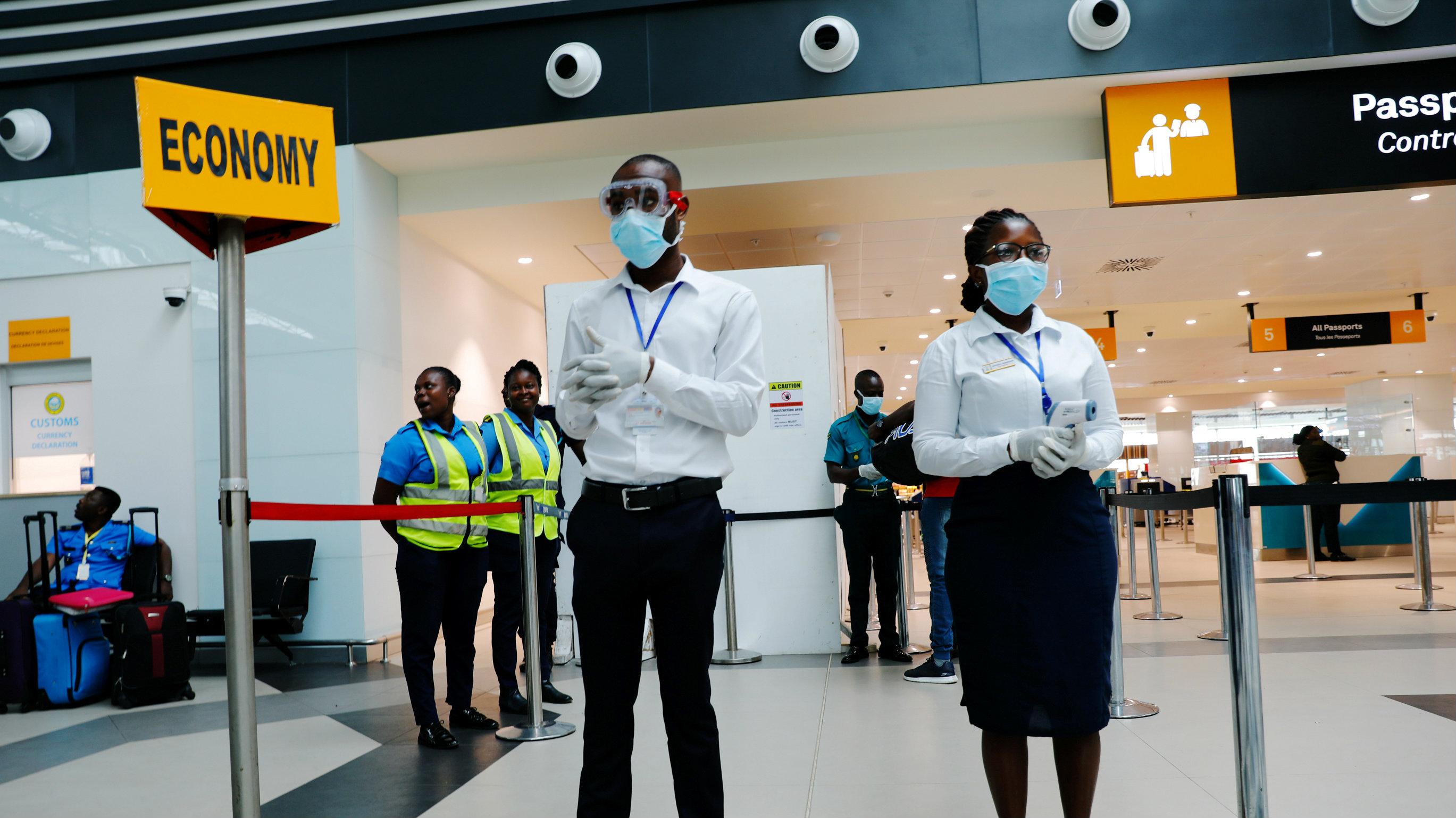 Image result for coronavirus in Ghana