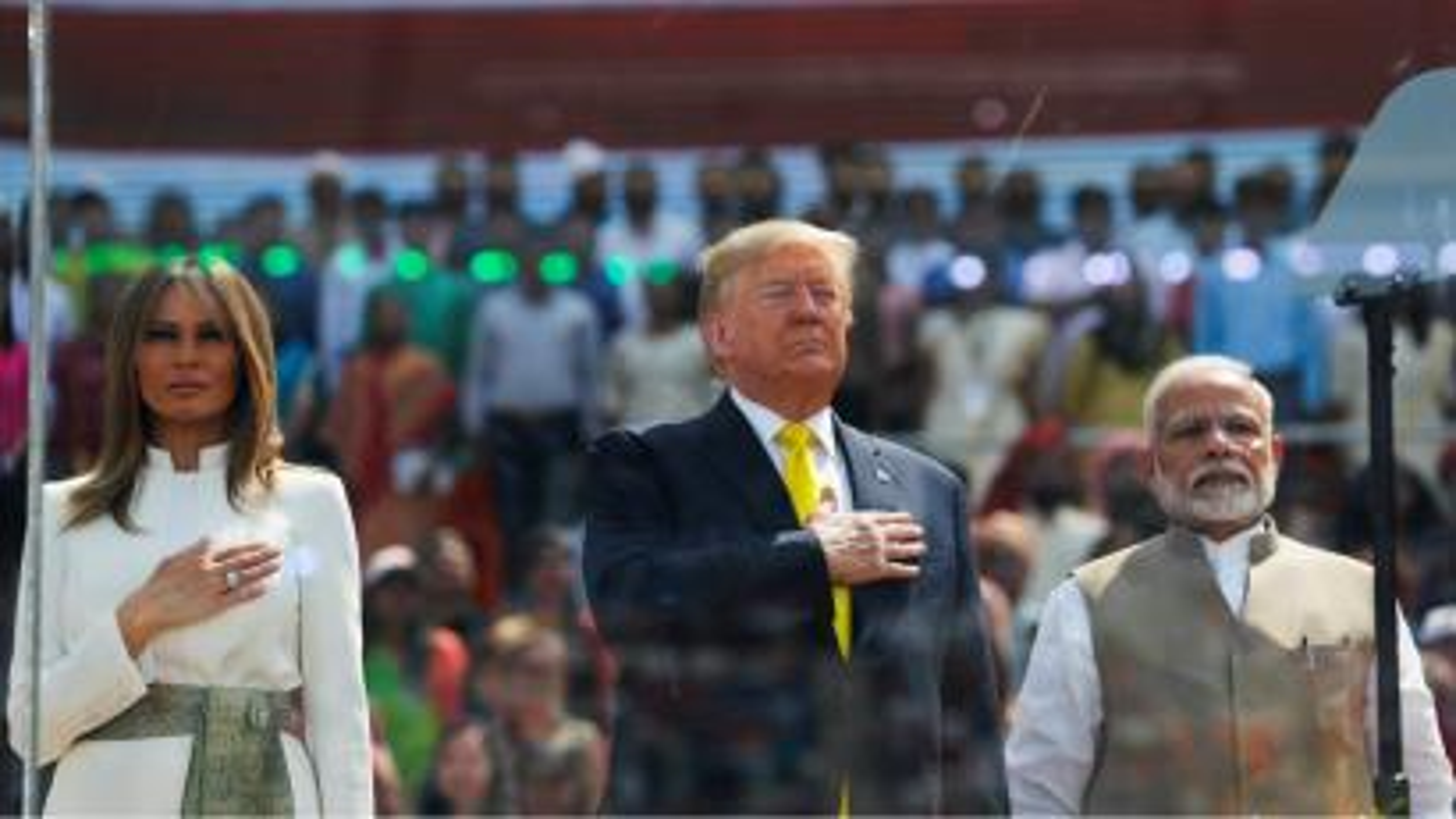 India-Trump-Modi