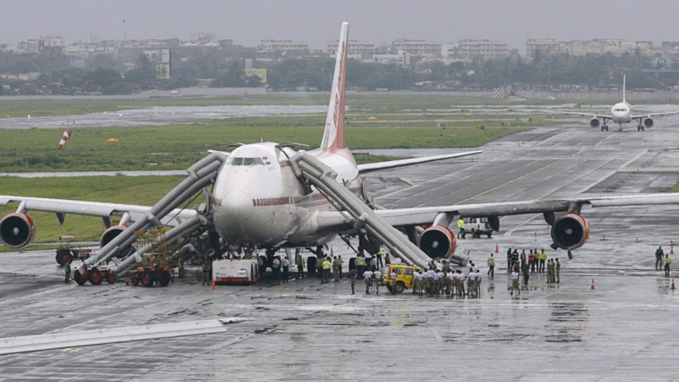 "Air India pilot recalls the ""deathly quiet"" in Wuhan amidst coronavirus evacuation"
