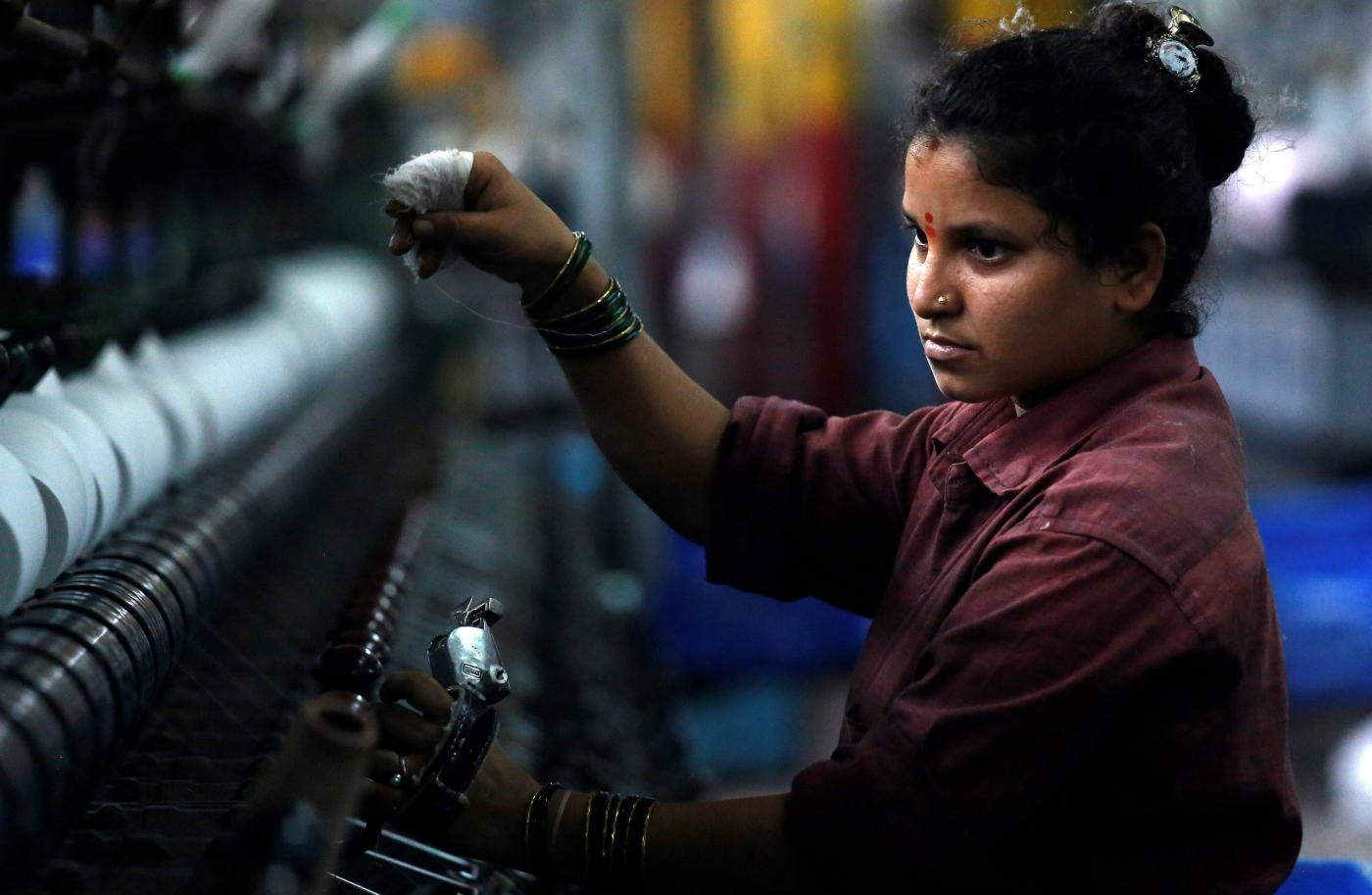 You know who can tackle India's unemployment problem? Female entrepreneurs