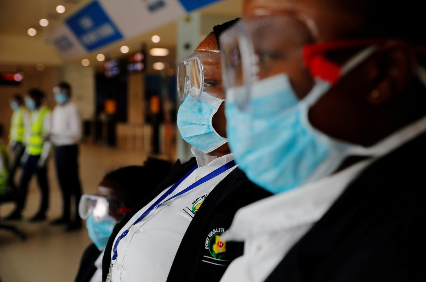 Chinese middlemen are stockpiling facemasks from Kenya and Tanzania for export to China