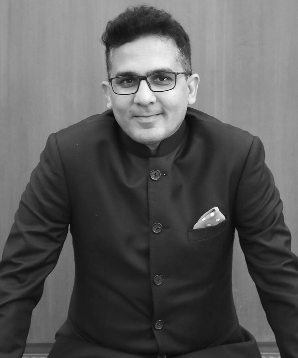 Rohit Kapoor portrait