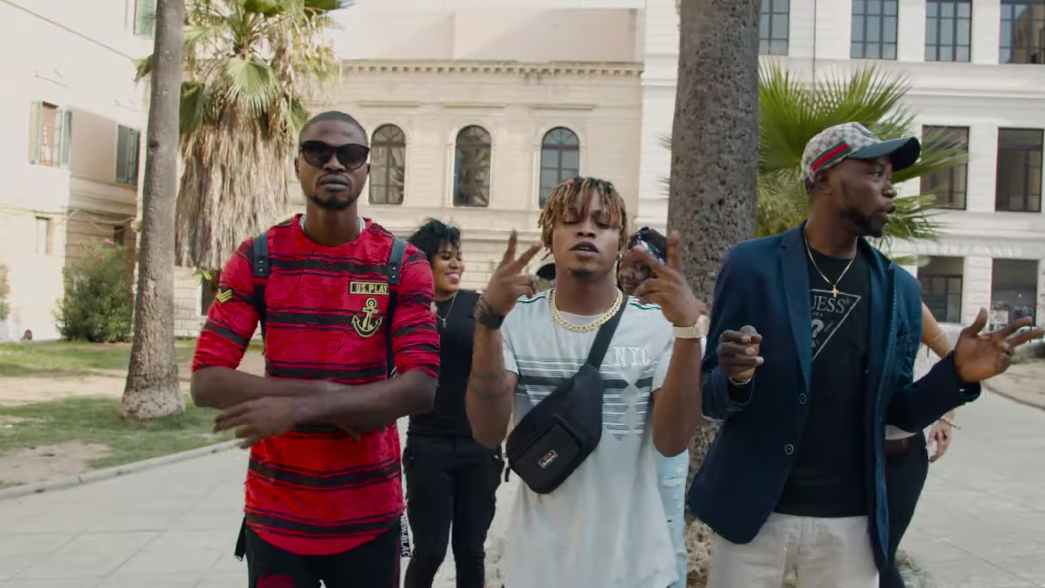 Nigerian migrants in Sicily are building a buzzing Afrobeats scene from scratch