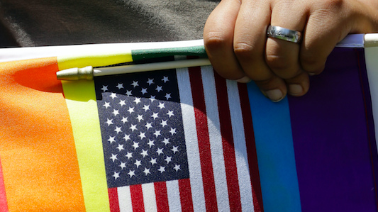 Free of White House oversight, National Guard recruits LGBTQ members - quartz