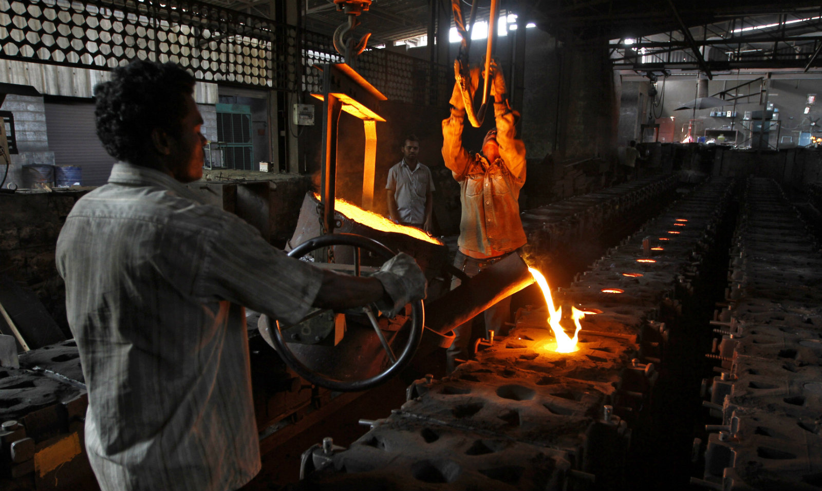 India's steel sector is getting in the way of its climate action goals
