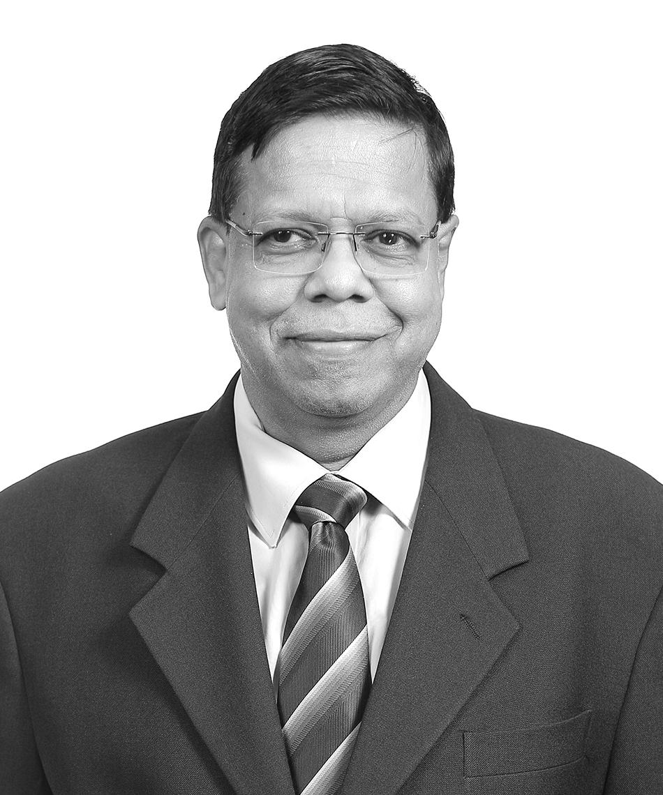 Vikash Mohan portrait