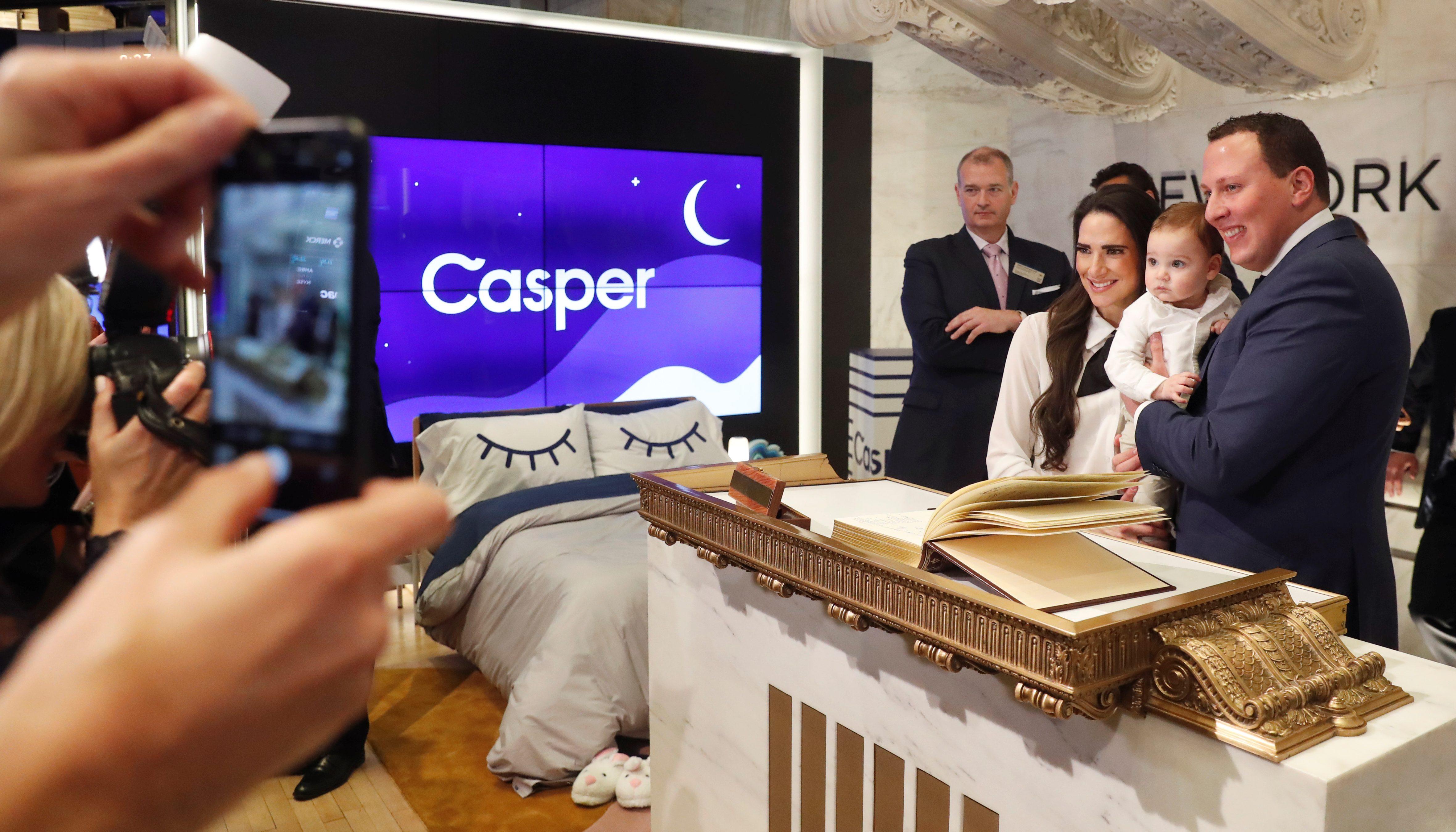 Casper's IPO