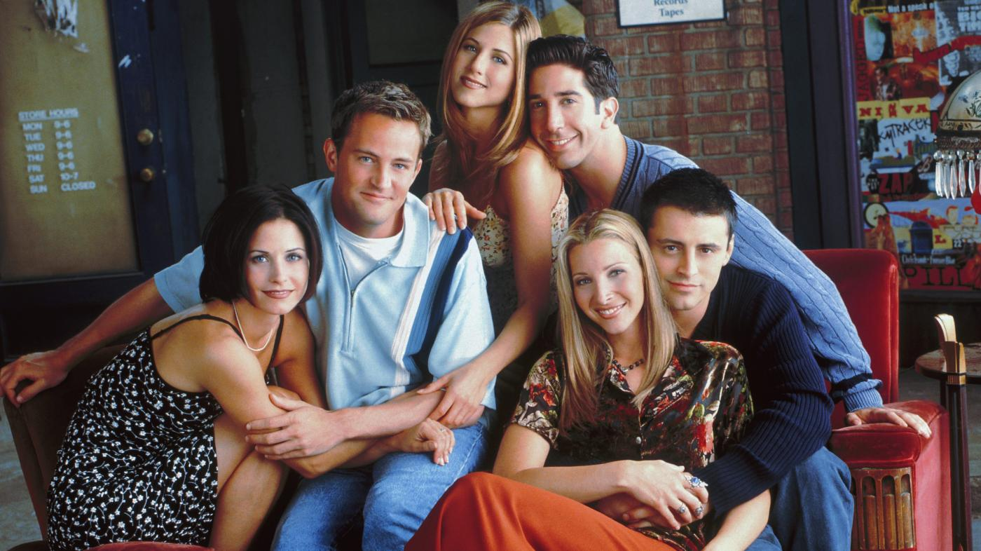 The Friends cast is making $2.5 million each to reunite for an HBO Max  special — Quartz