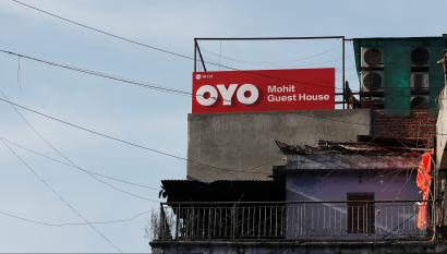 Oyo Hotels in India