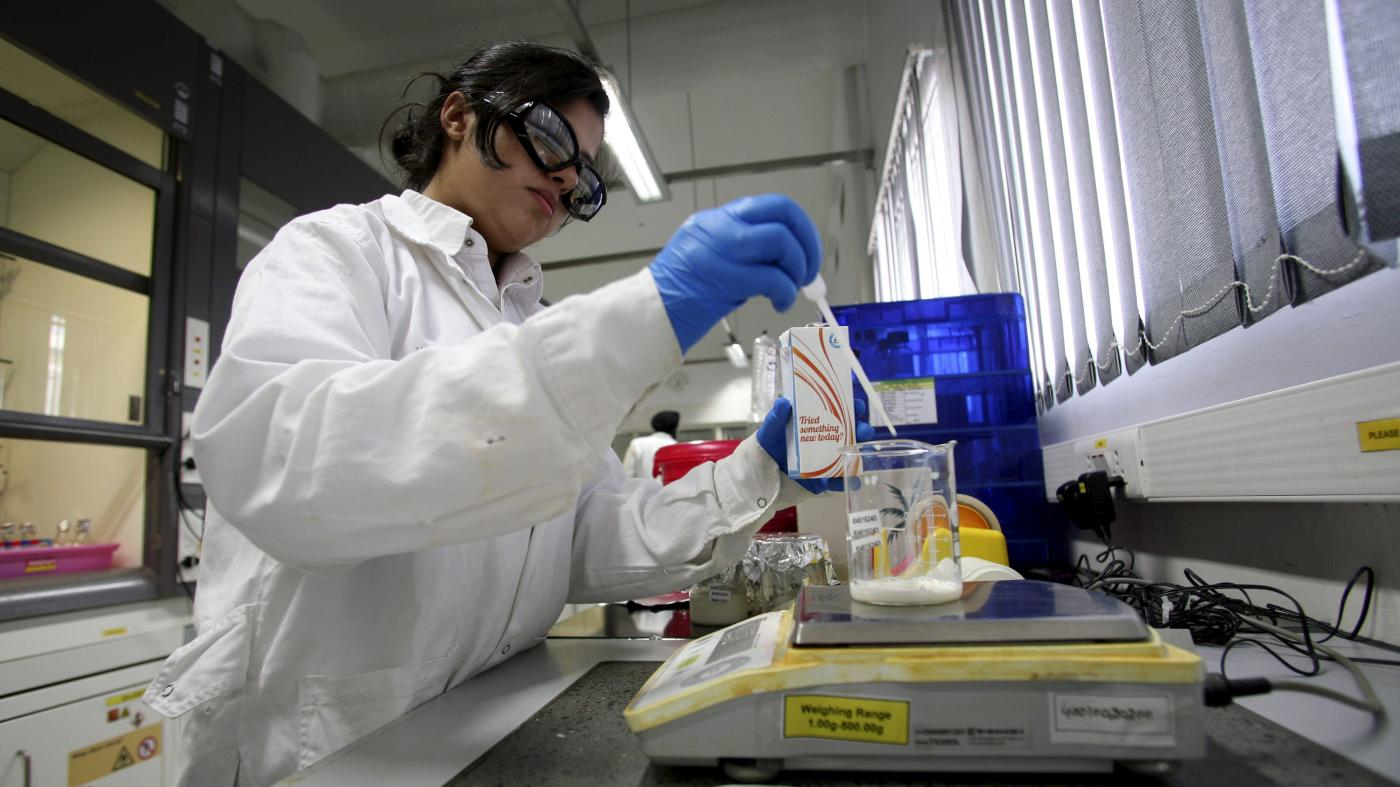 """Unlike with IT, India riding the new biosciences wave shouldn't be an accident"""