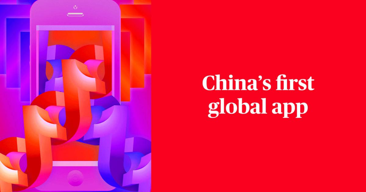 China's first global app