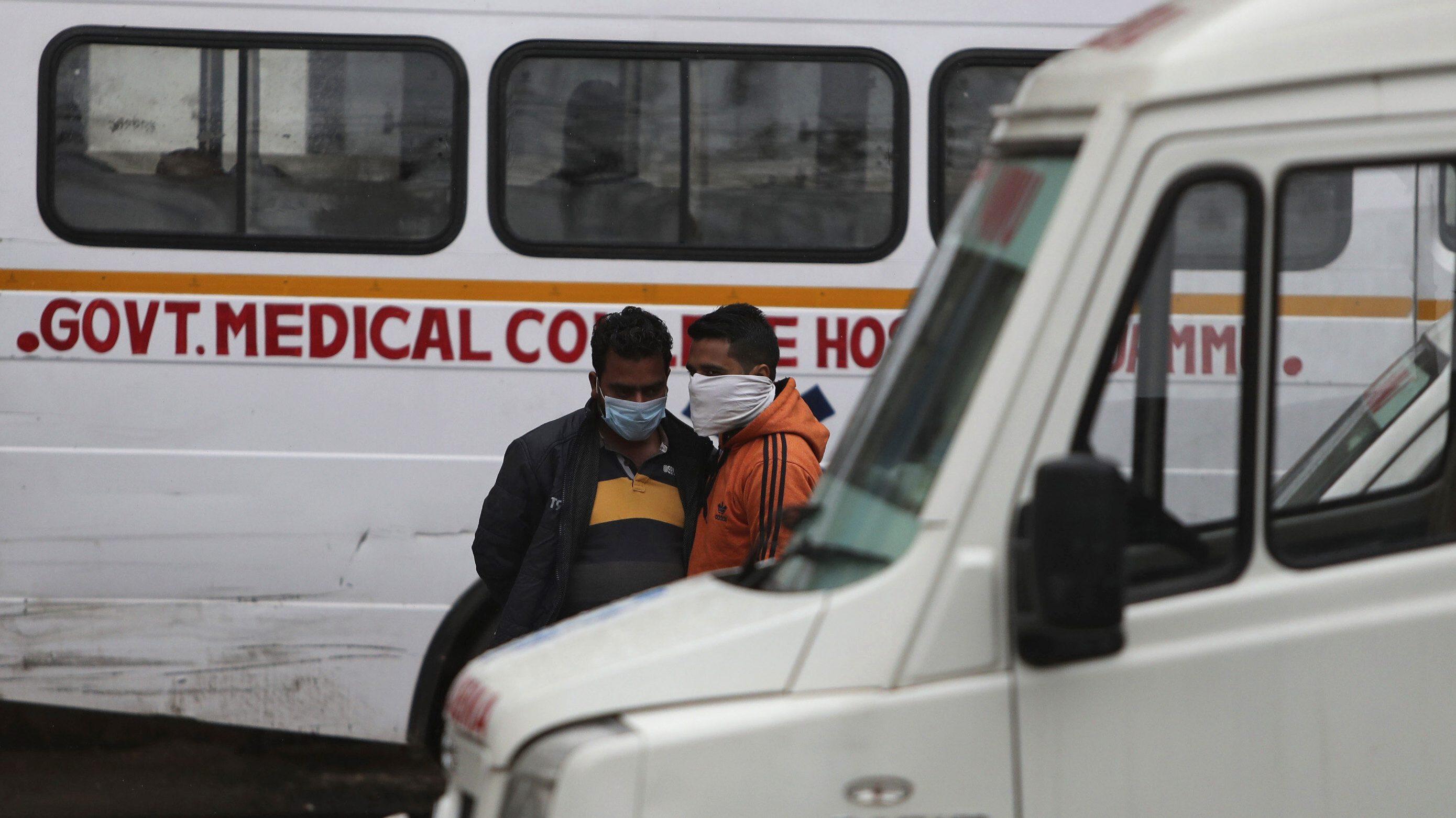 India Virus Outbreak