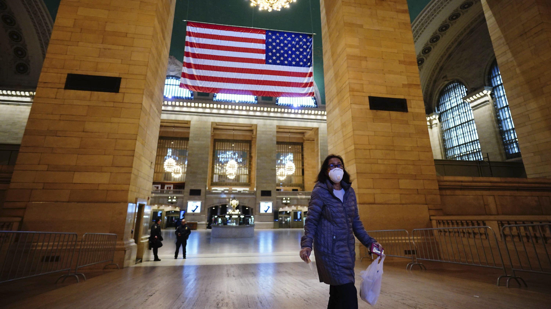 life with coronavirus in New York