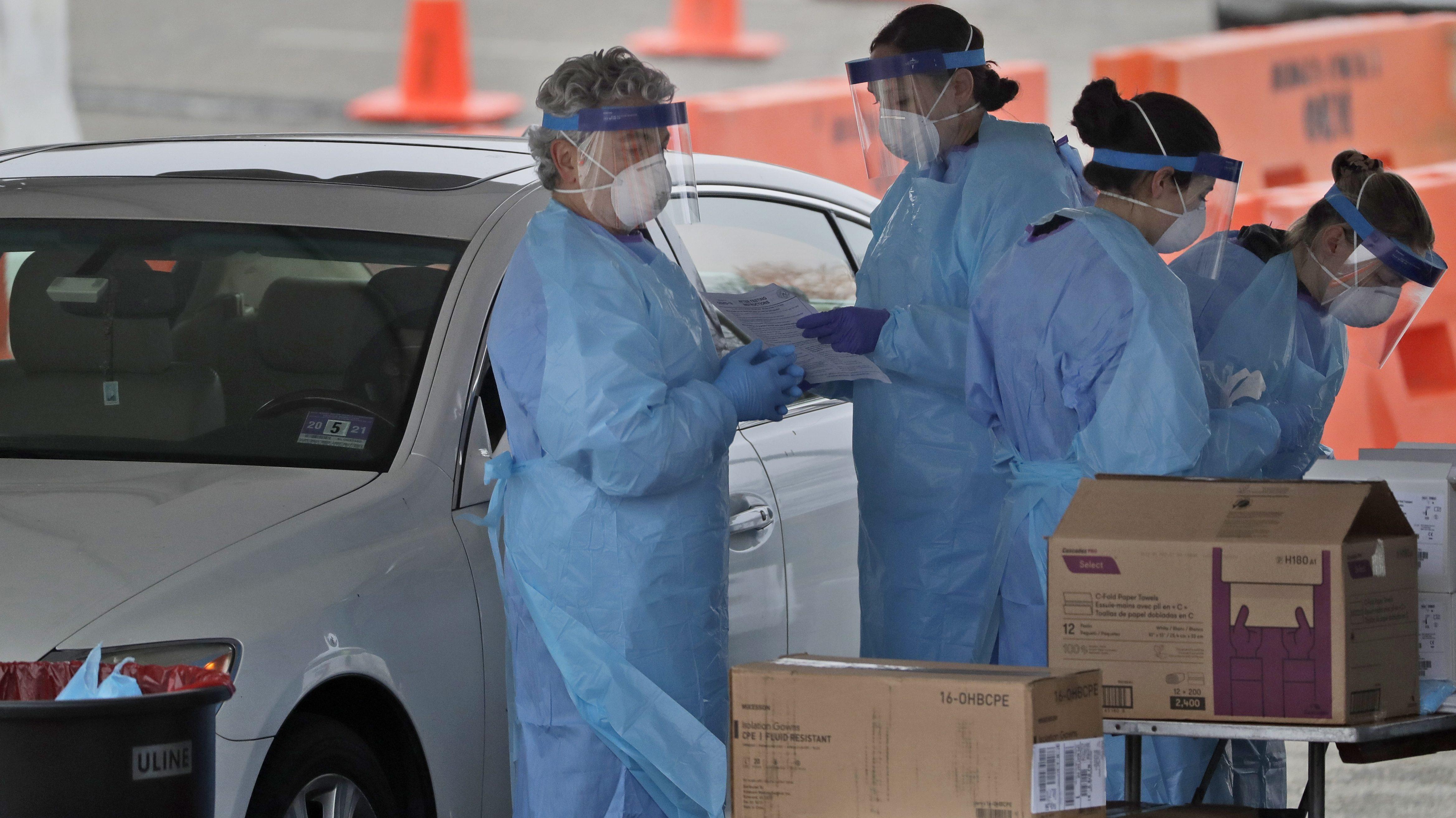 Why The Us Is Struggling To Contain Coronavirus Quartz