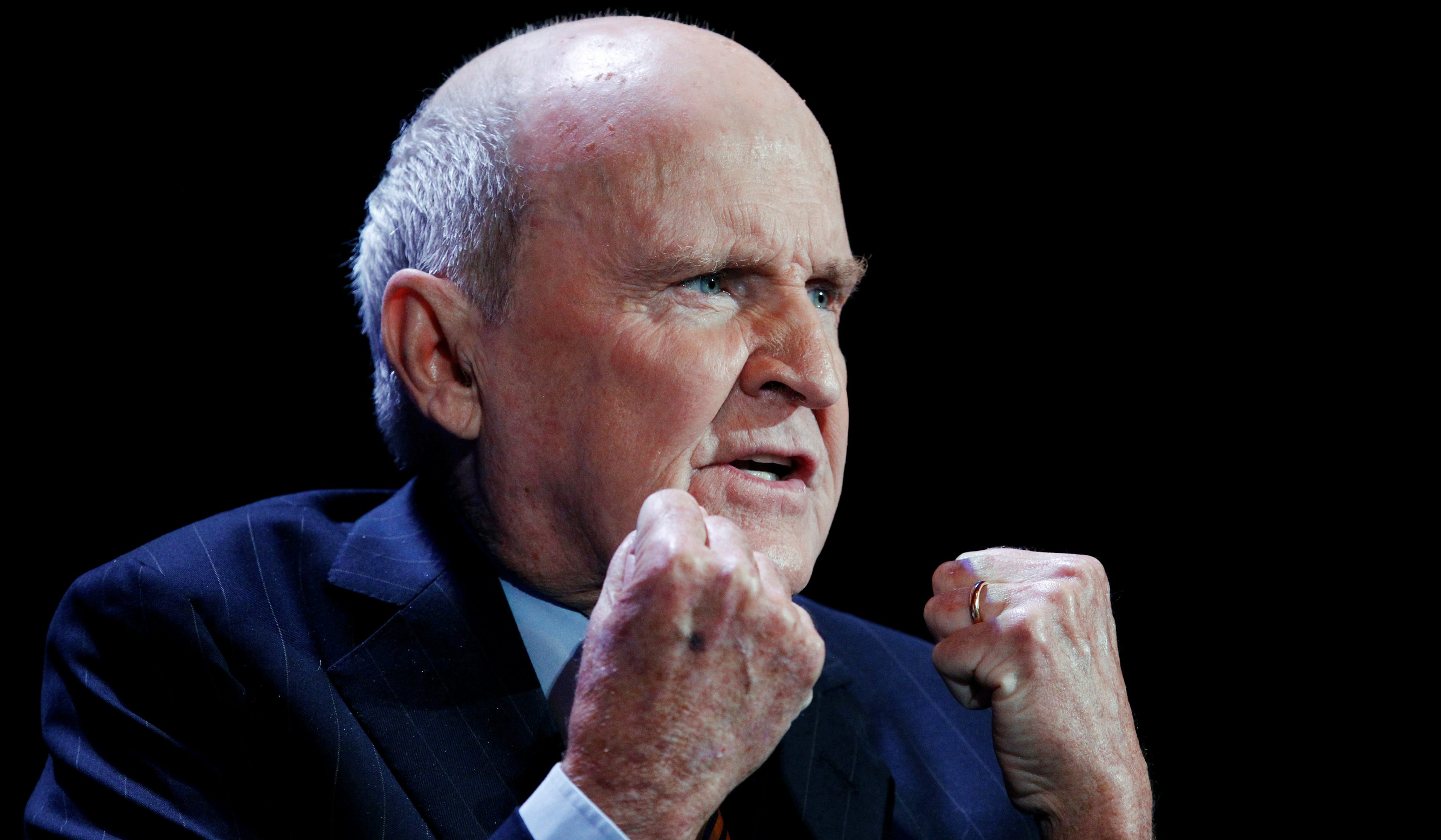 Jack Welch was the best and worst thing that happened to GE — Quartz