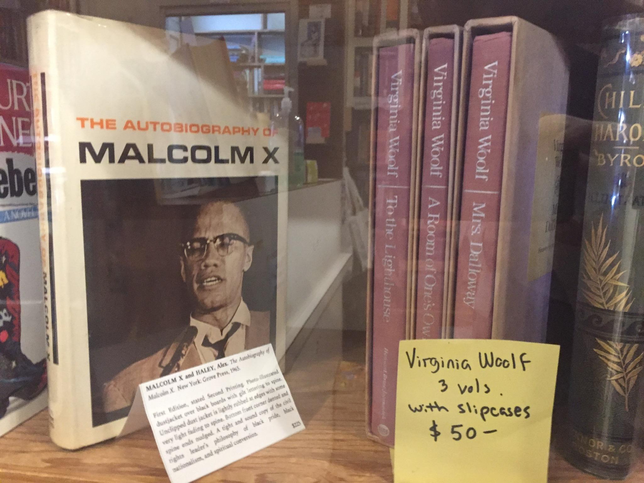 MalcolmX.VirginiaWoolf