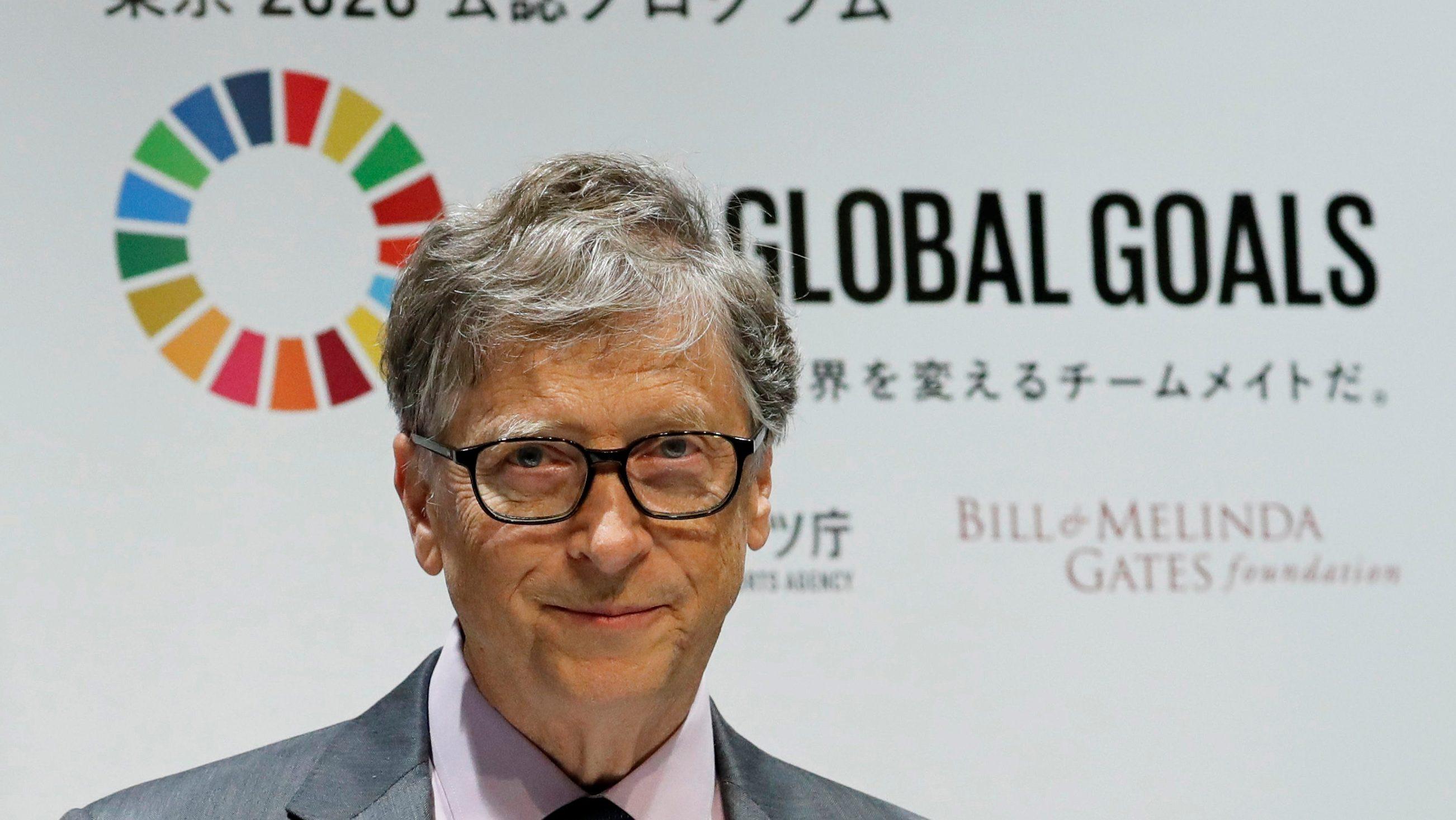 Bill Gates is stepping down from Microsoft's board — Quartz